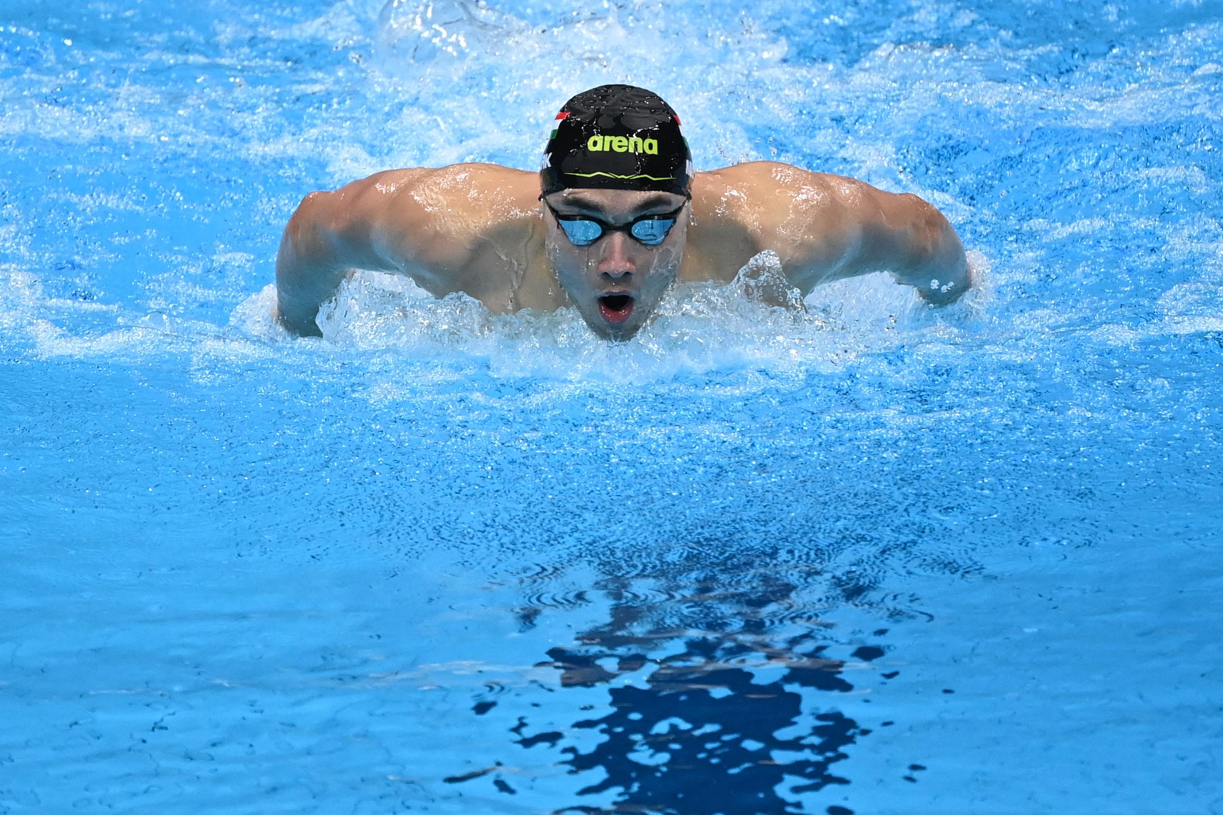 Milák Kristóf olimpiai rekorddal aranyérmes