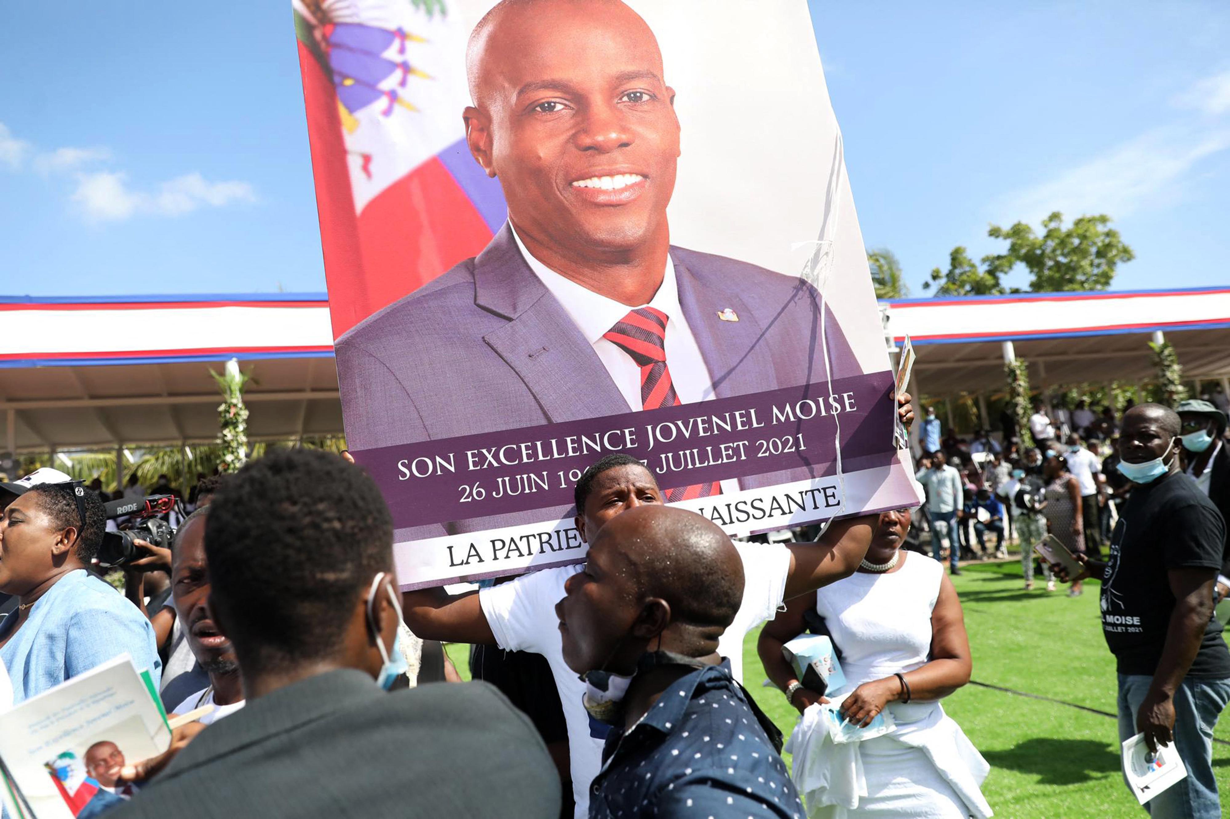 Letartóztattak a biztonsági szolgálat egyik vezetőjét Haiti elnökének meggyilkolása ügyében