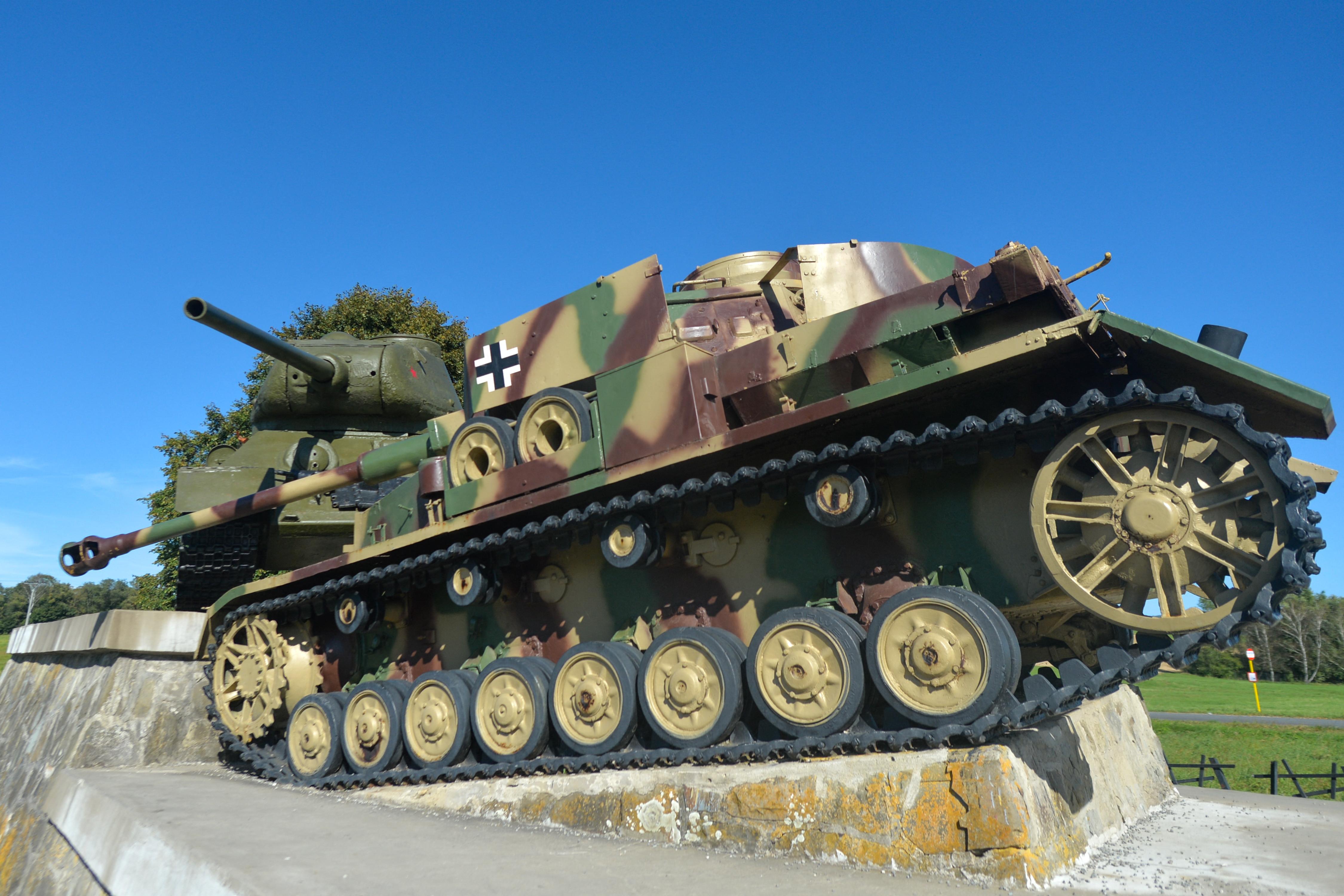 Elkoboztak egy II. világháborús tankot egy német nyugdíjastól, de nem jut dűlőre a bíróság, hogy mi legyen vele
