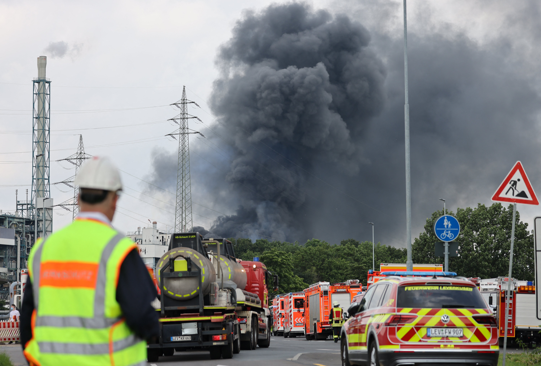 A keddi leverkuseni robbanás újabb három áldozatát találták meg a romok között