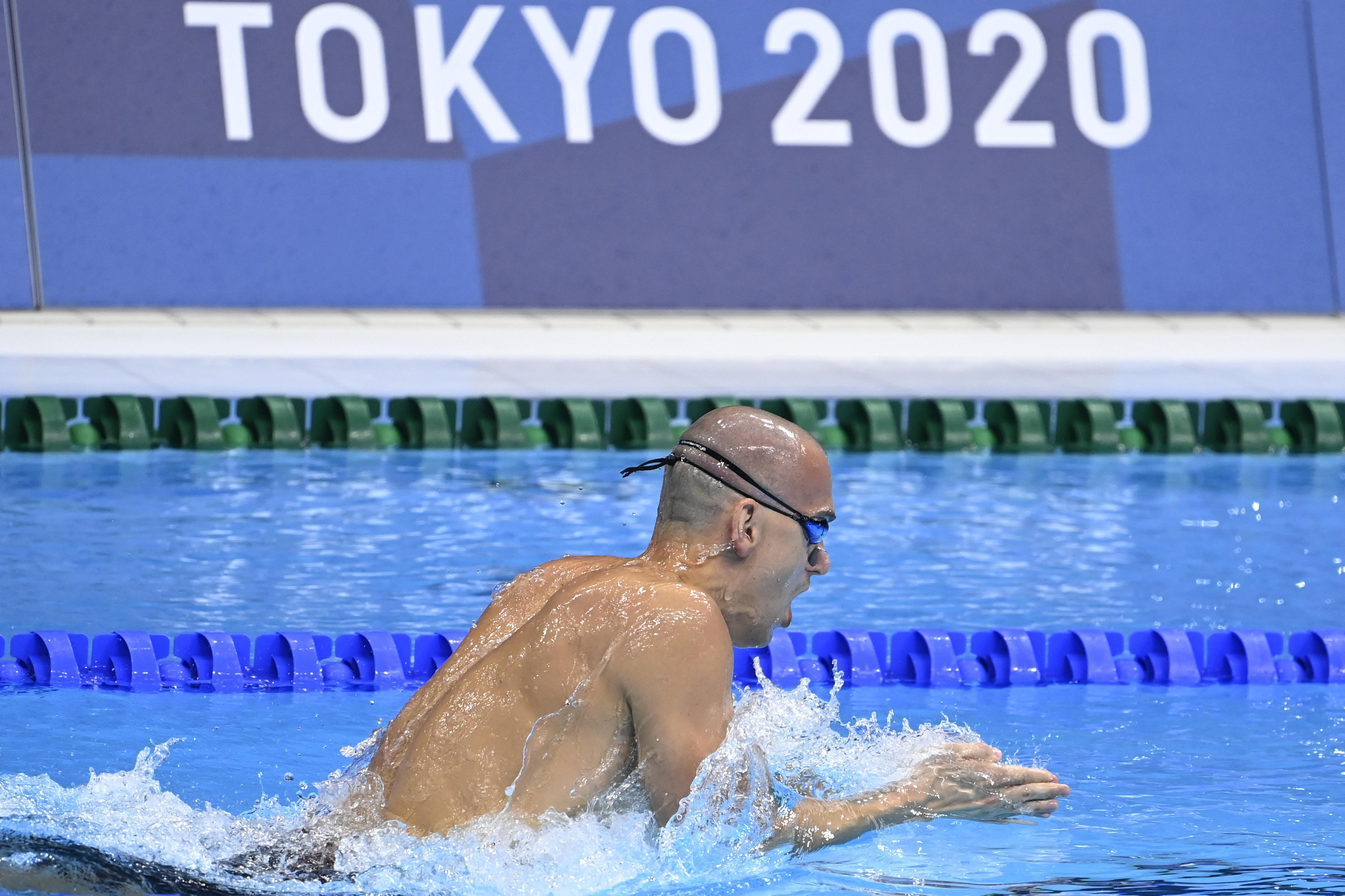 Cseh László hetedik lett élete utolsó olimpiai versenyén