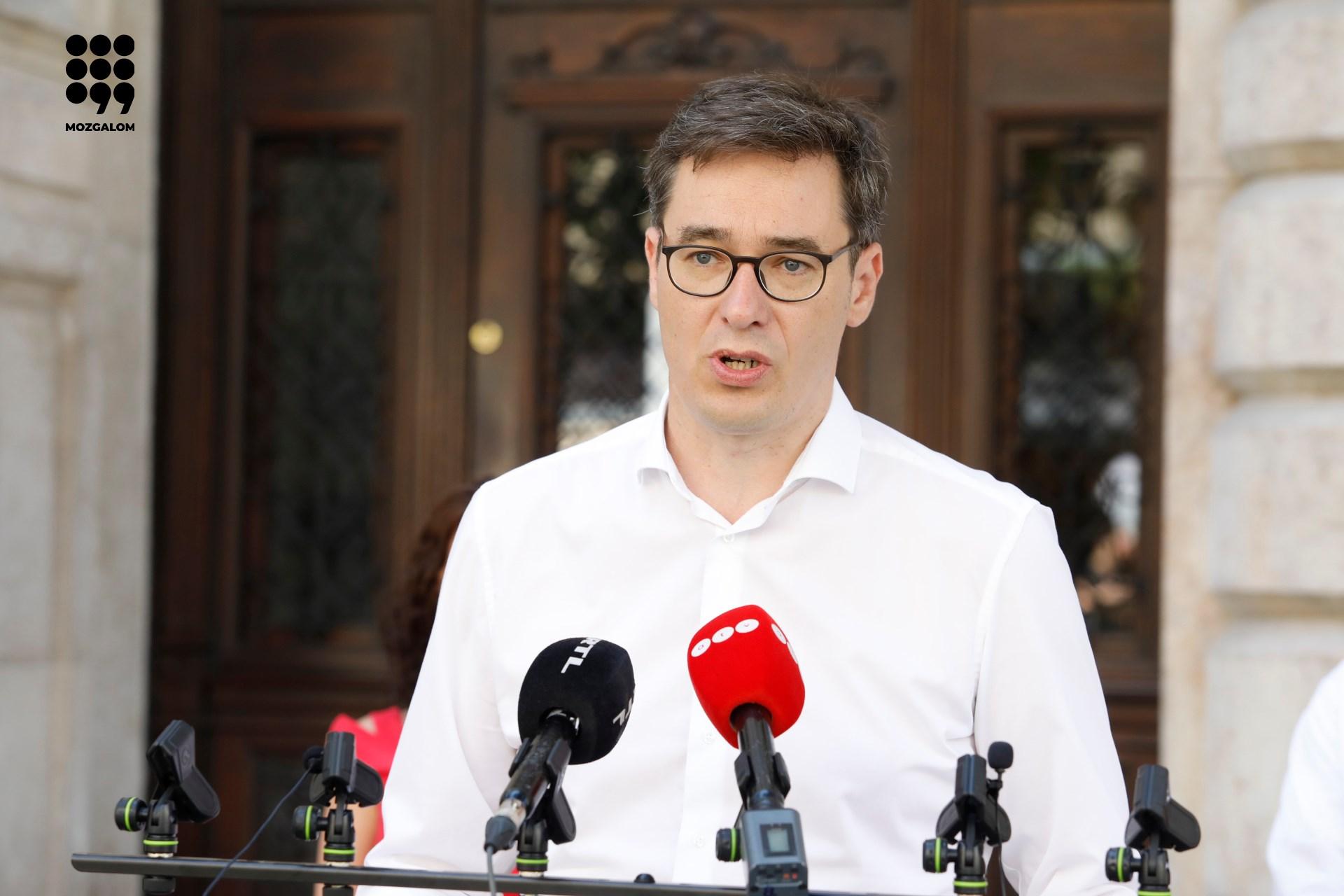 Nem tárgyalta Karácsony kérdéseit a Nemzeti Választási Bizottság