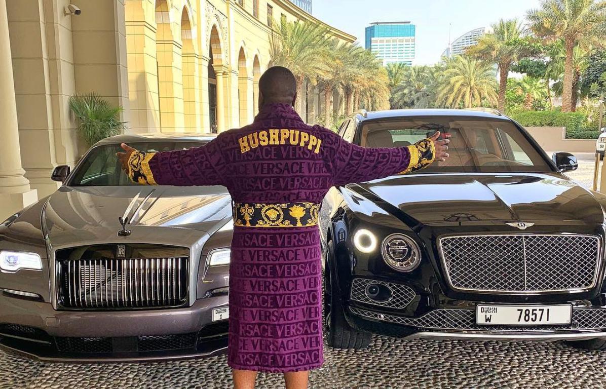 20 év börtönre számíthat az Egyesült Államokban a nigériai luxusinfluenszer,Hushpuppi