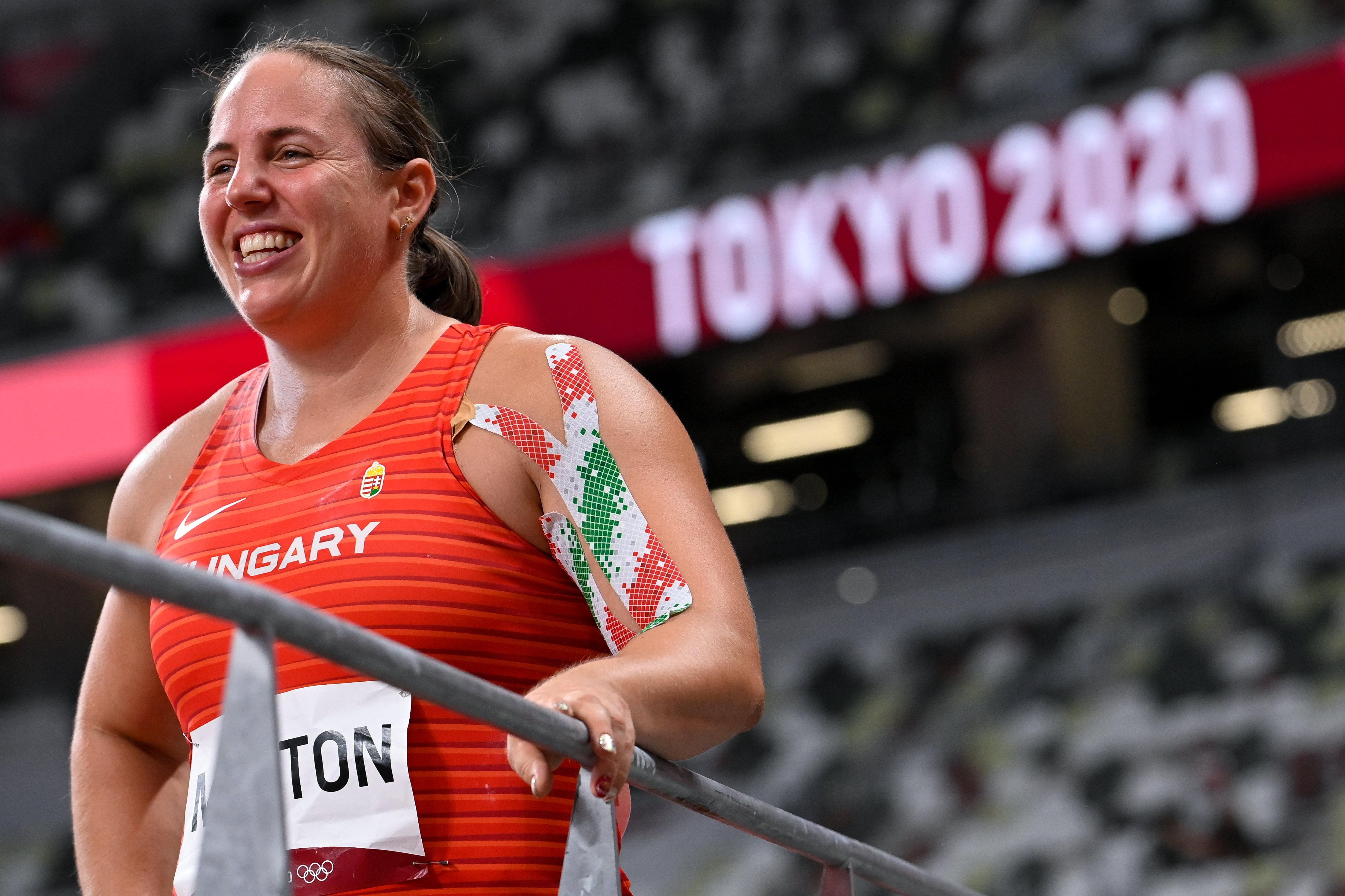A riói bronzérmes Márton Anita csak 21. lett súlylökésben, de ezzel sem lehet elégedtelen