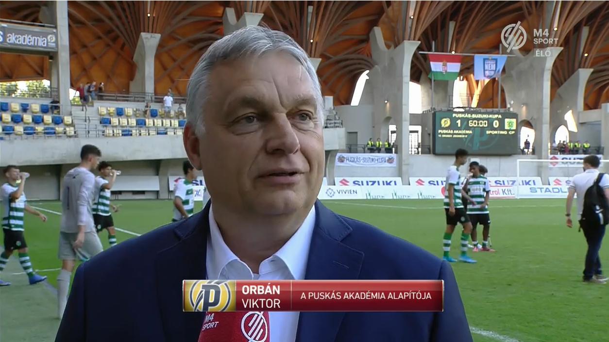 Orbán: 14 évig csináltuk, míg végre egyszer sikerült