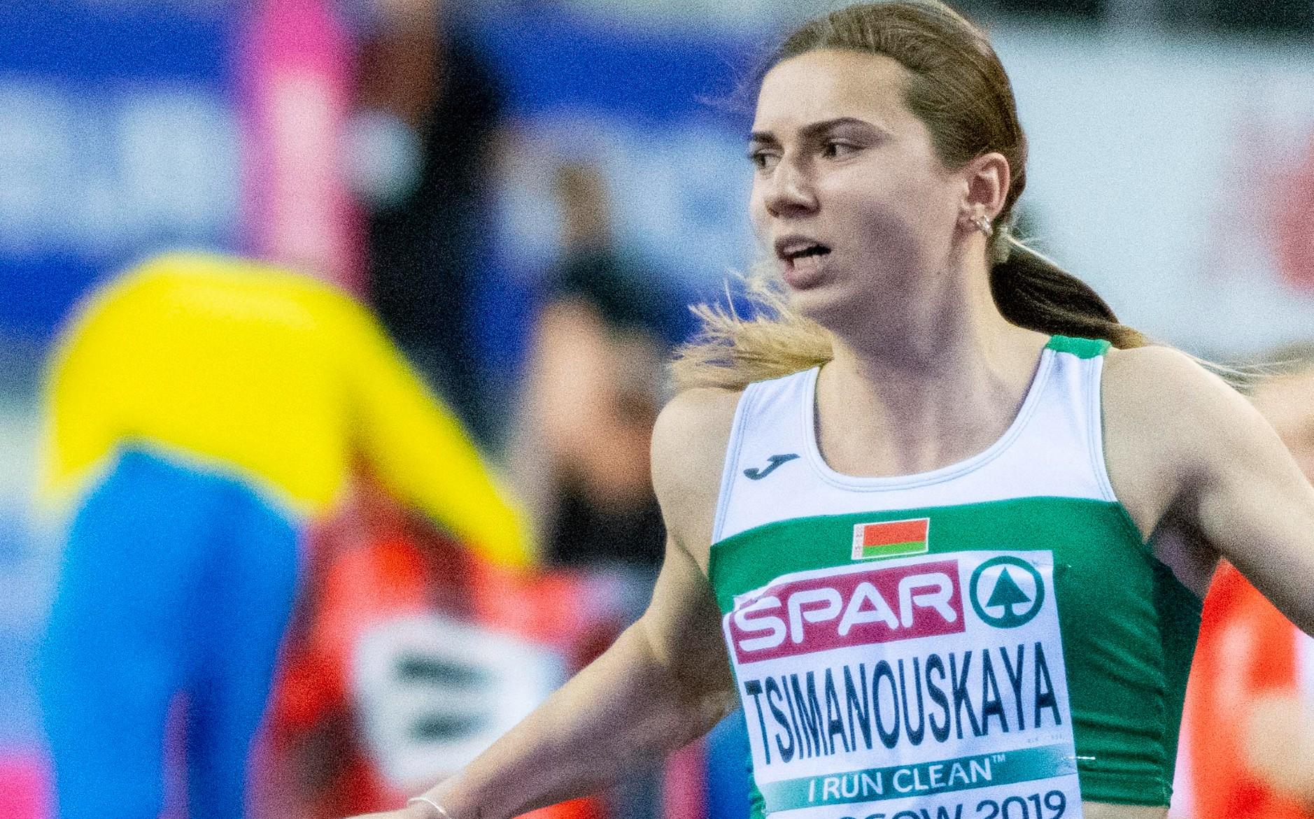 Akarata ellenére vittek a tokiói reptérre egy belarusz olimpikont, aki az edzőire panaszkodott