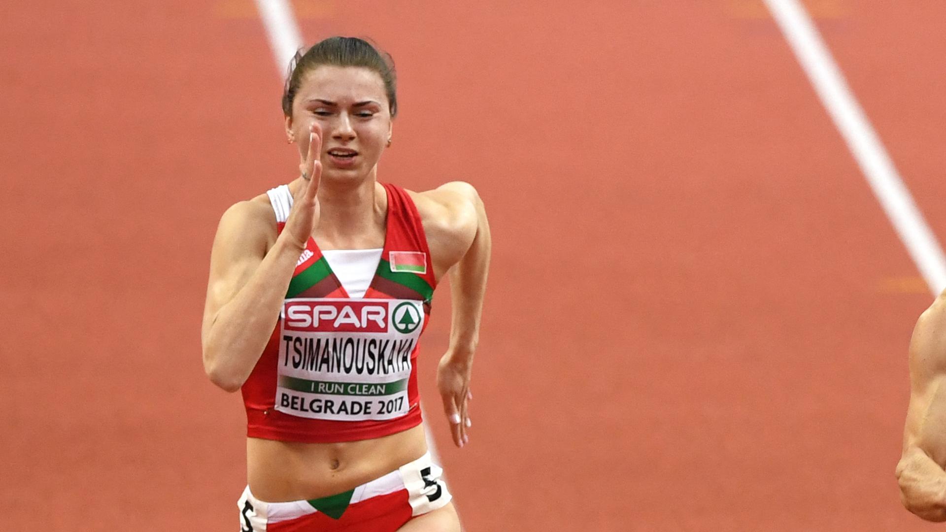 Csehország és Lengyelország is befogadná a fehérorosz olimpikont