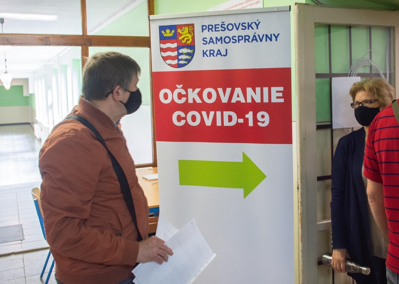 Szlovákiában elindult az oltáslottó