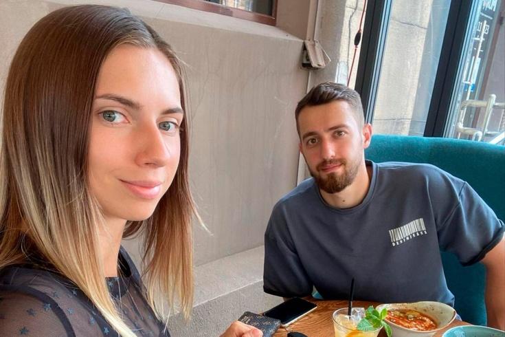 Lengyelország befogadta Cimanovszkaját, a férje Ukrajnába menekült