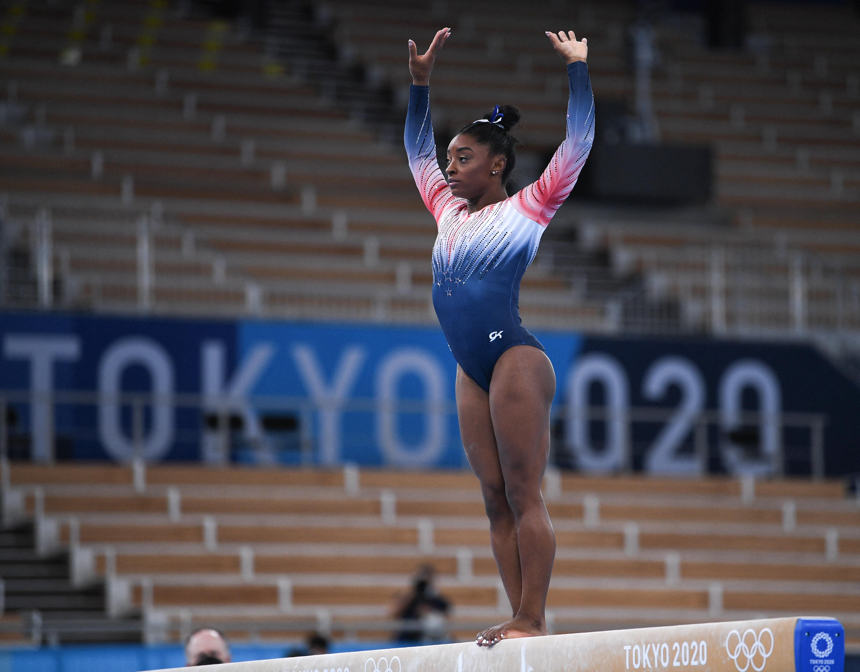 Visszatért az olimpiára Simone Biles