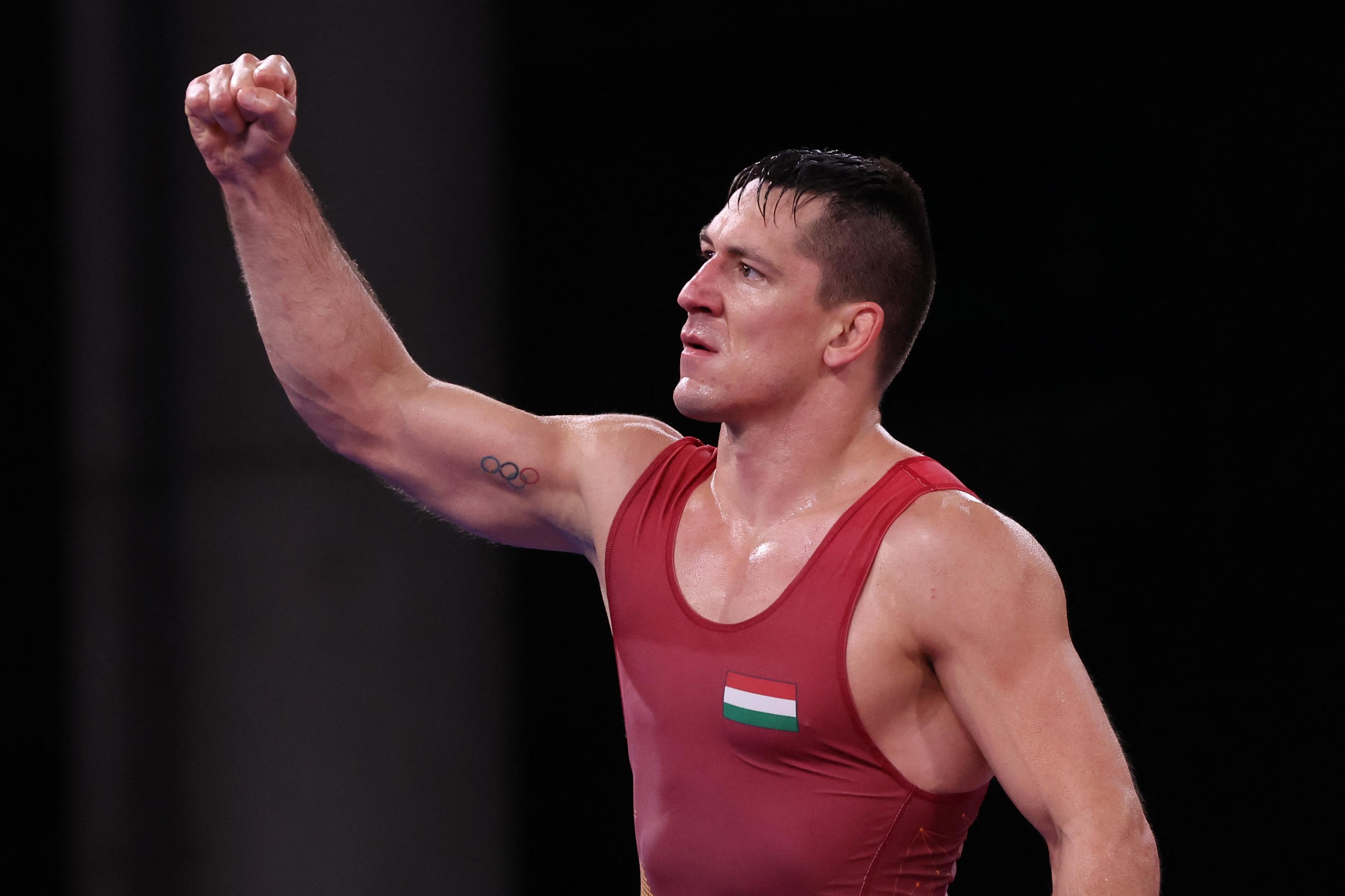 Lőrincz Viktor ott lesz a döntőben