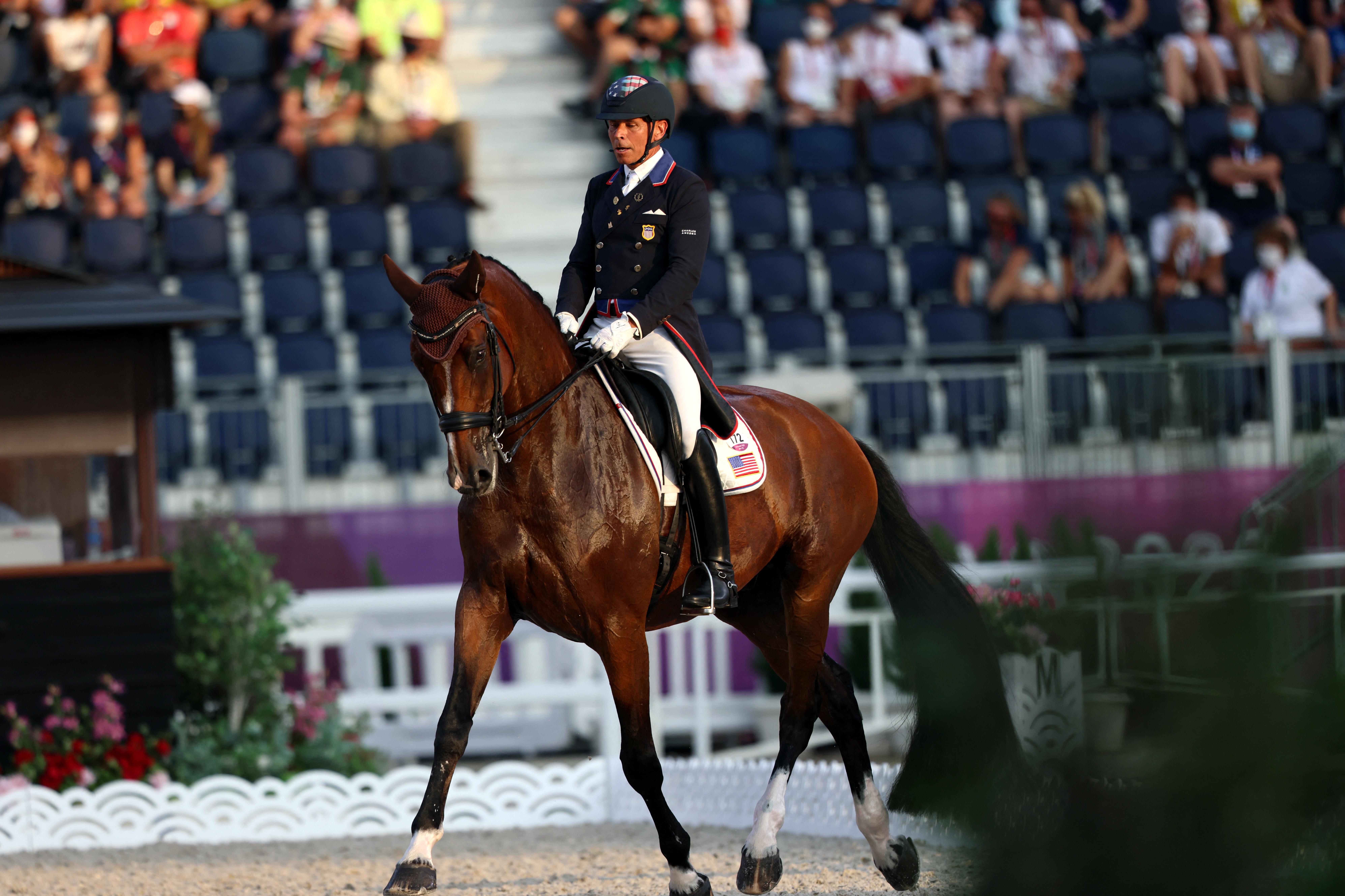 Hogy táncol a What is Love-ra az olimpia új sztárja, a Rave Horse?