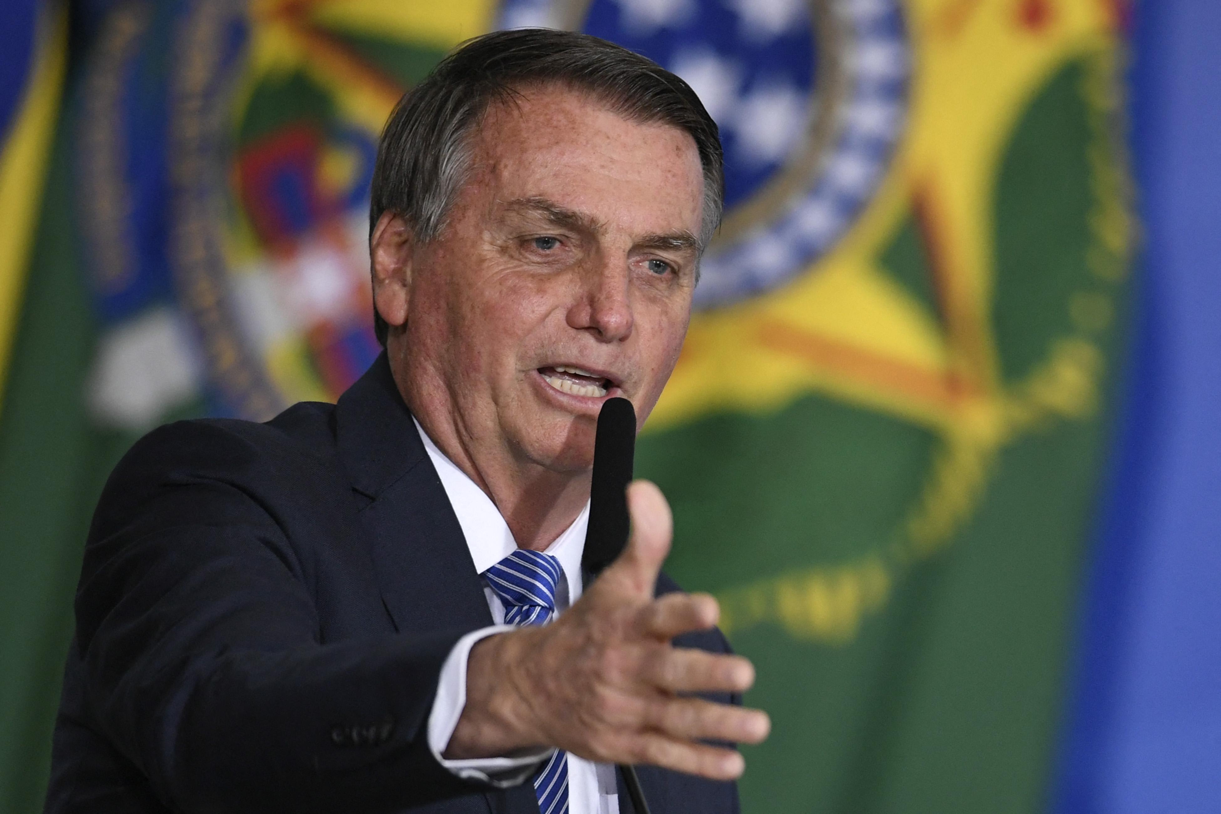 Vizsgálatot indít Bolsonaro ellen a brazil legfelsőbb bíróság