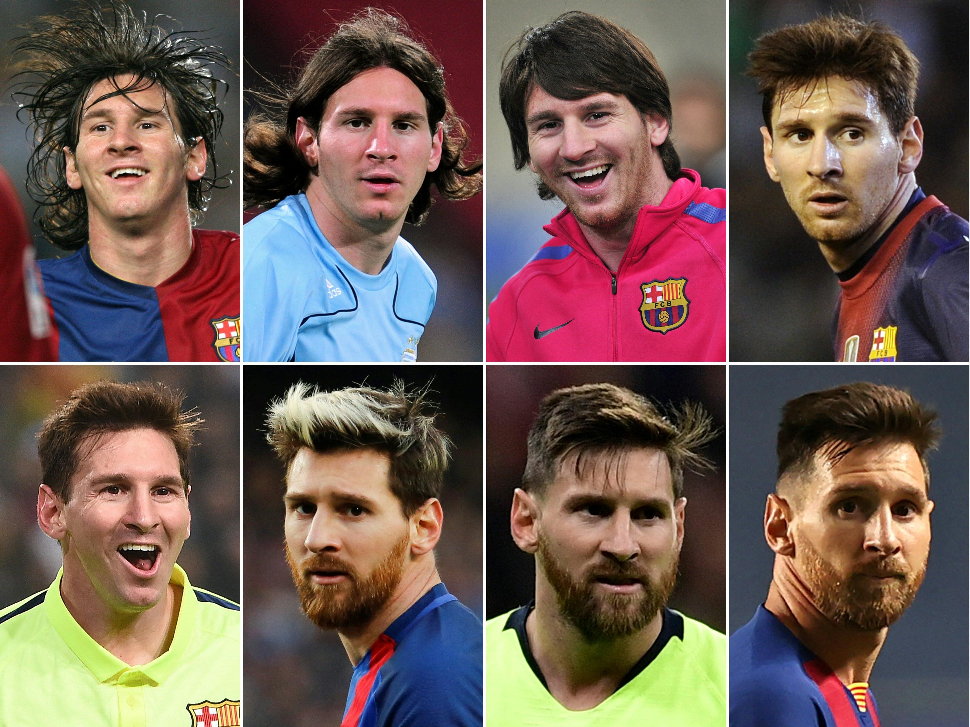 Messi 10 legnagyobb meccse Barcelona-mezben