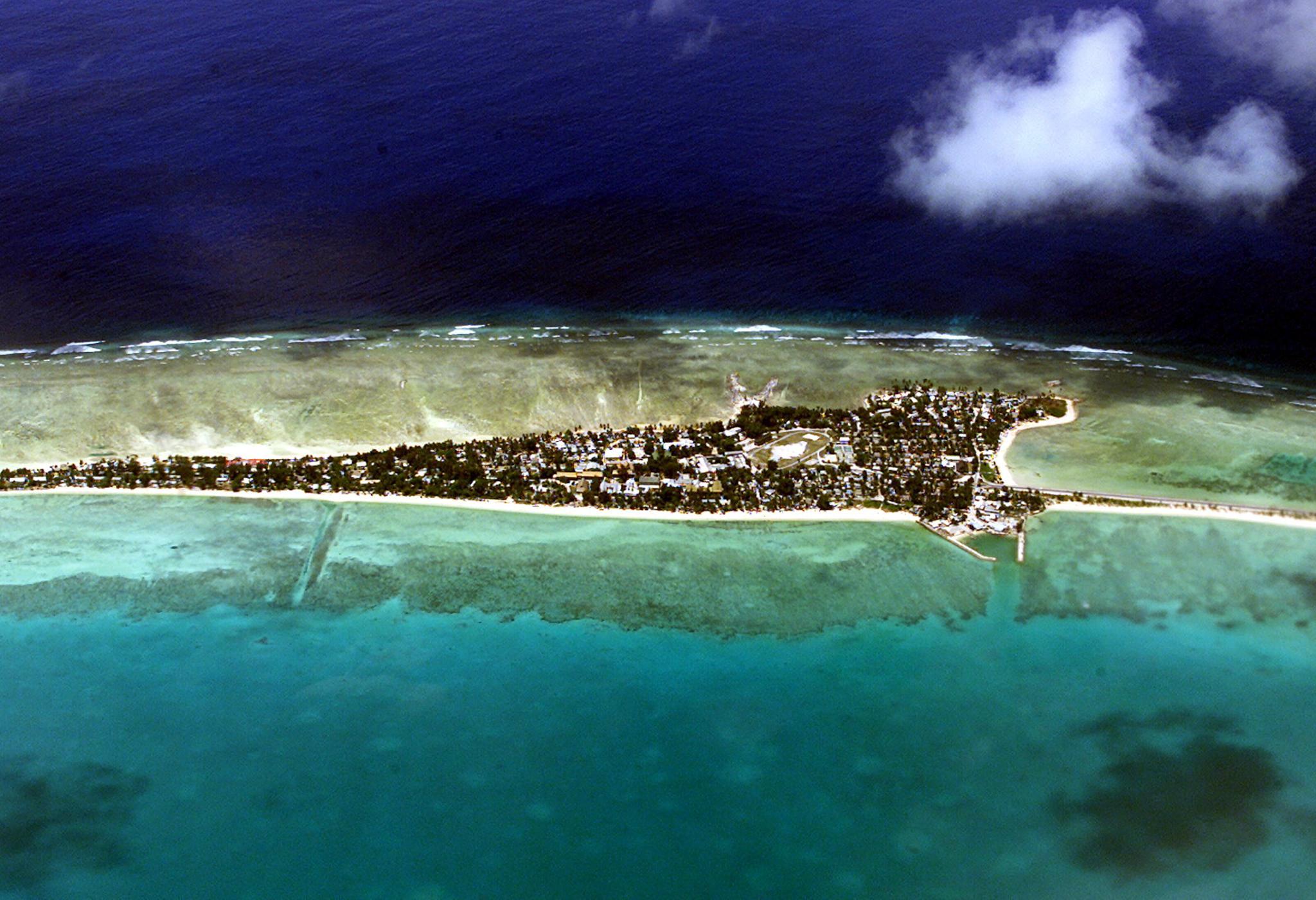 Apró szigetországok kérik a világot, hogy mentsék meg őket