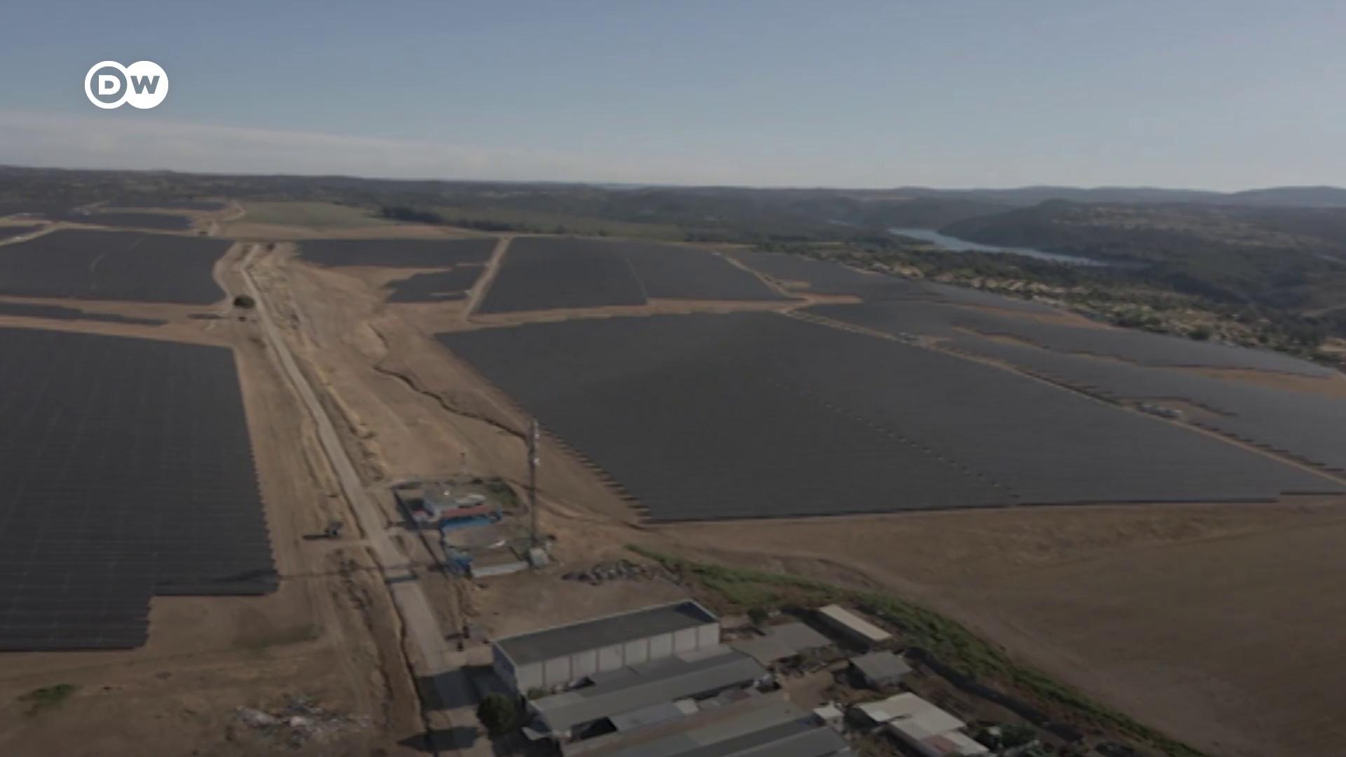 Robbanásszerűen nő a napelemfarmok száma Andalúziában
