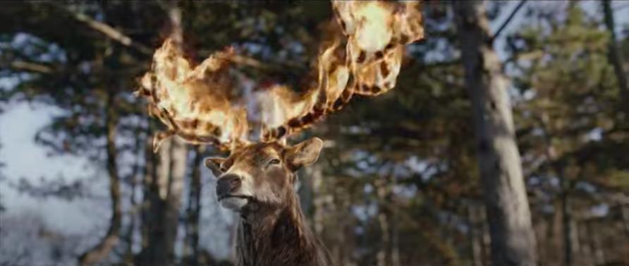 A vadászati világkiállítás hivatalos klipjében visszatér Ős-Dumb és Paleo-Dumber, a két csontra bedrogozott ősmagyar