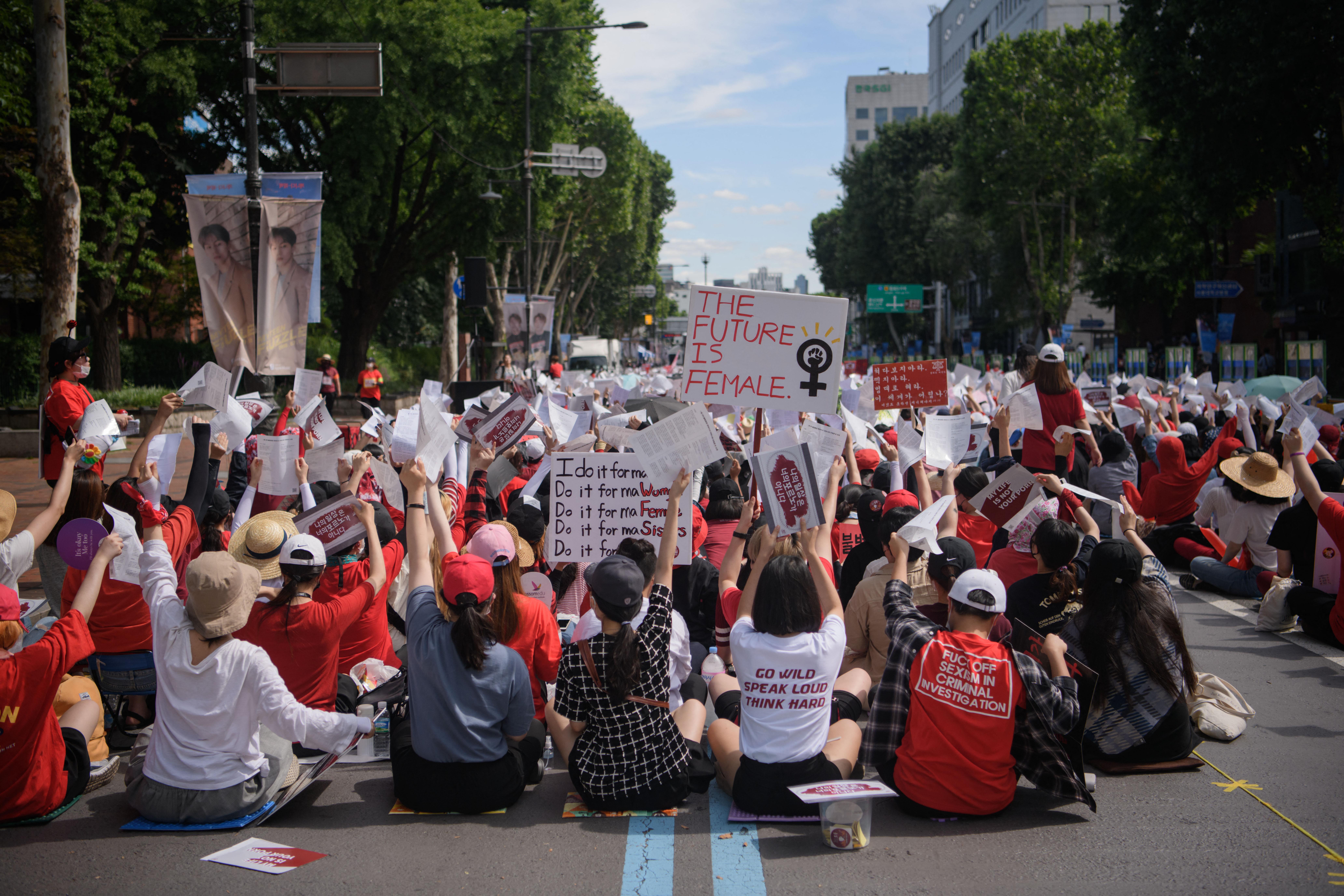 """Dél-Koreában törvénymódosítással szorítanák vissza a """"spermaterrorizmust"""""""