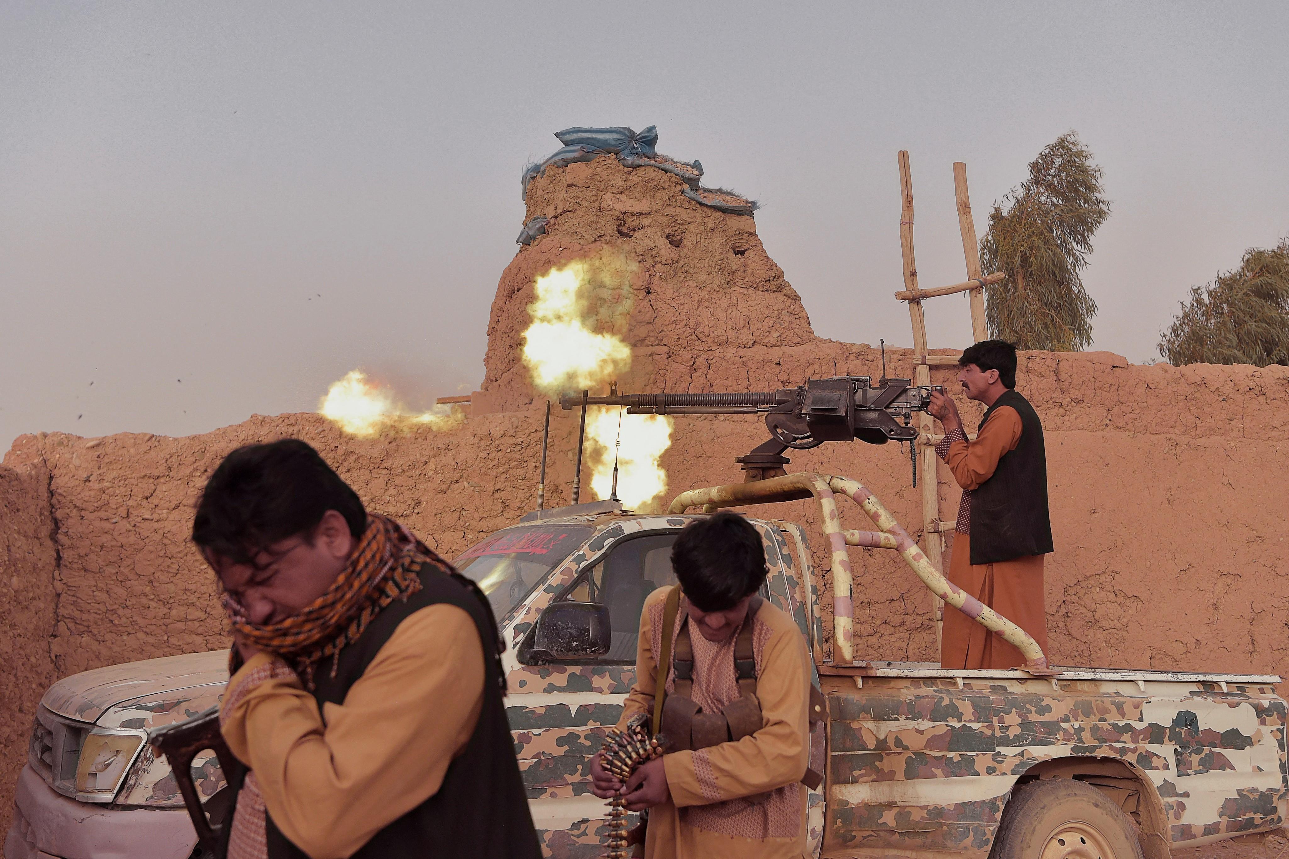 Újabb tartomány került a tálibok kezébe Afganisztánban