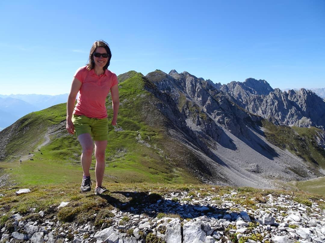 Hegymászóbalesetben halt meg Vigh Melinda parasportoló