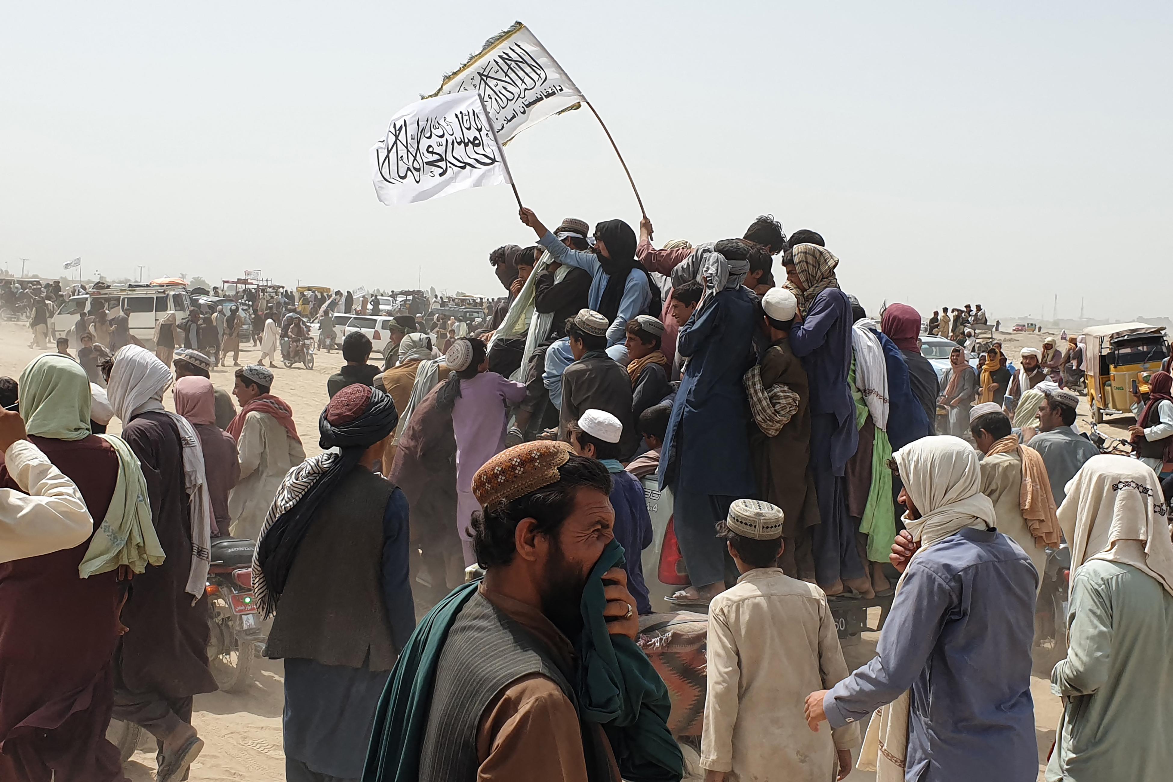 Az ENSZ is megerősítette, hogy szó sincs emberarcú tálibokról