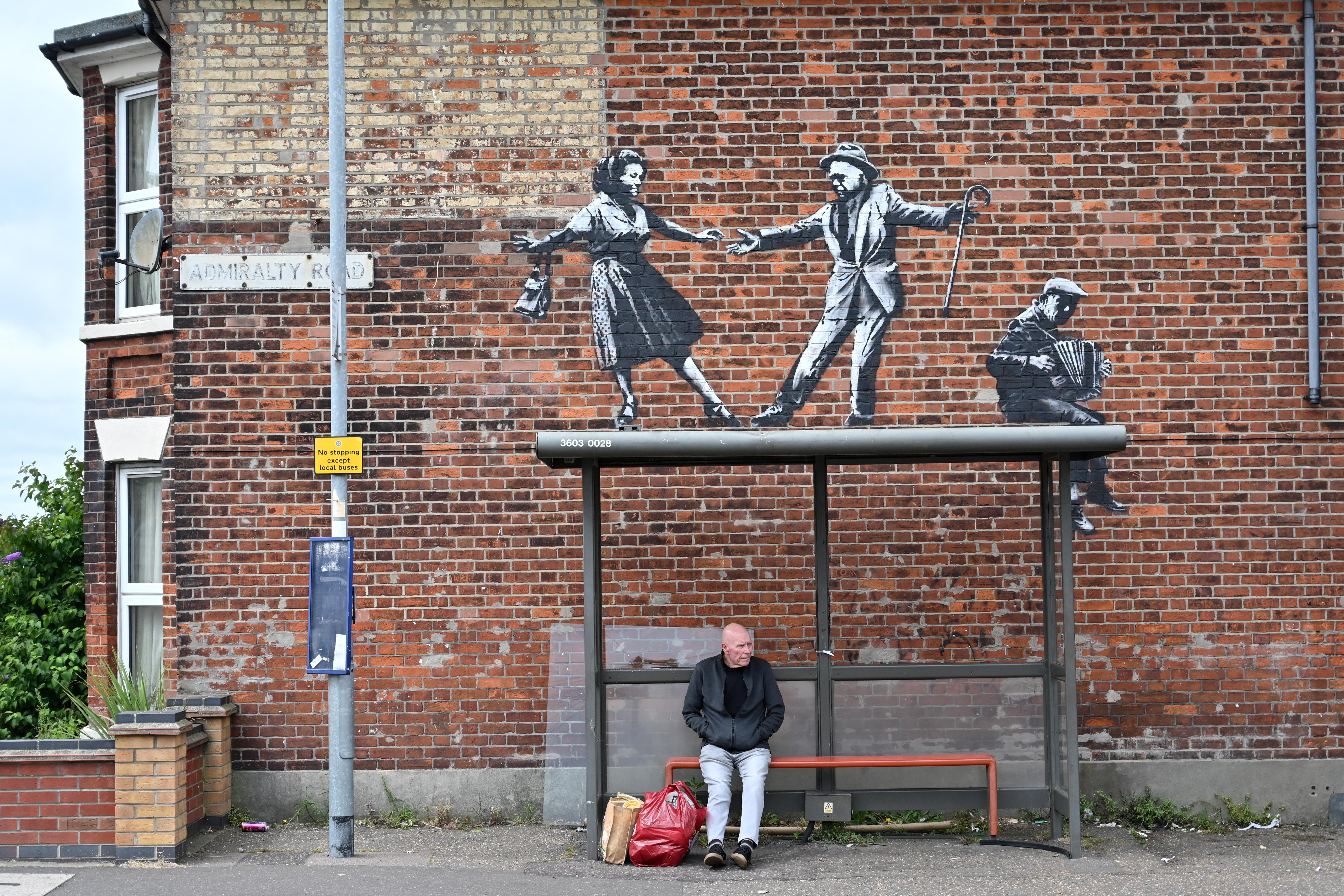 Egy halom új Banksy-graffiti jelent meg kelet-angliai városokban
