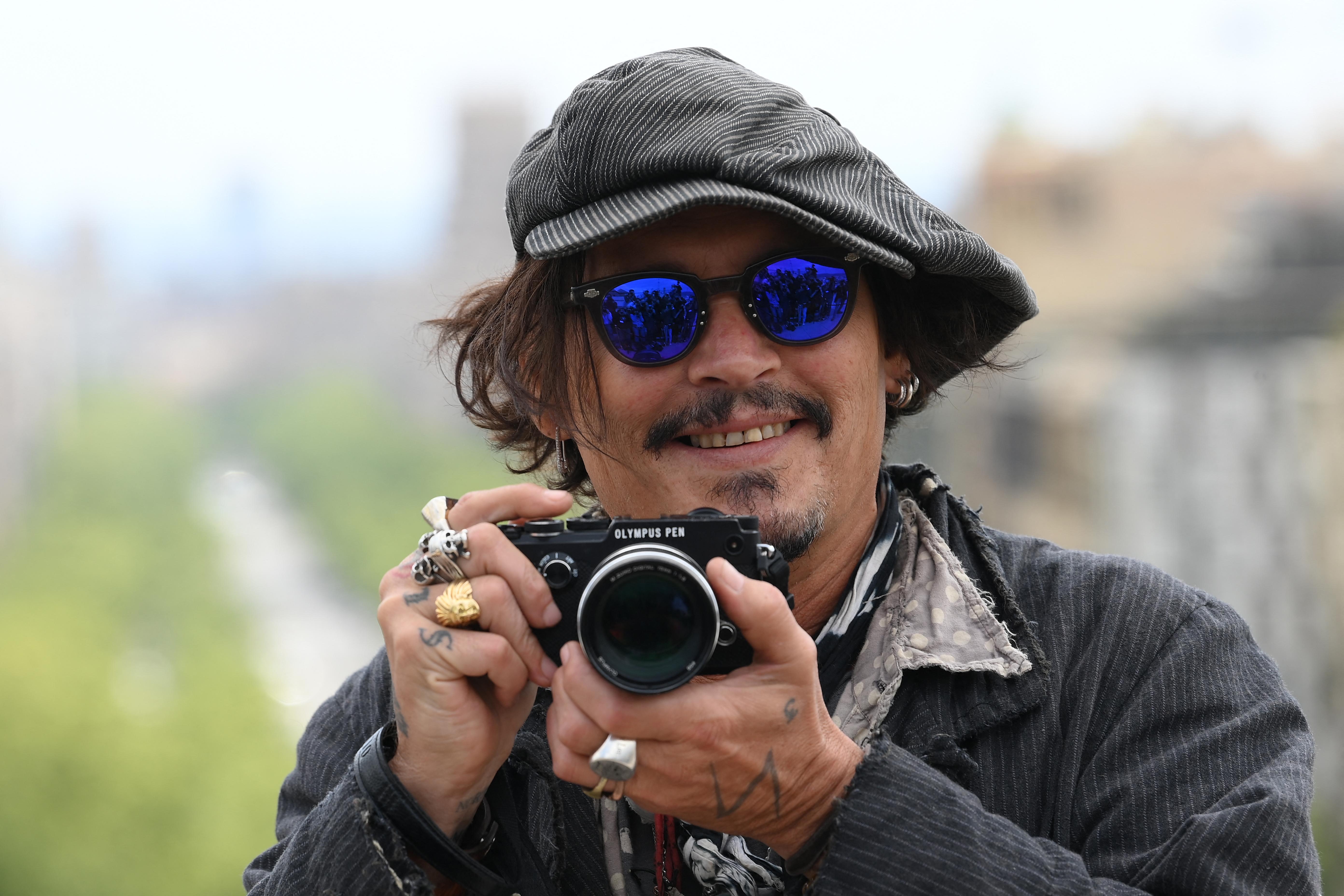 Johnny Depp úgy érzi, Hollywood bojkottálja őt