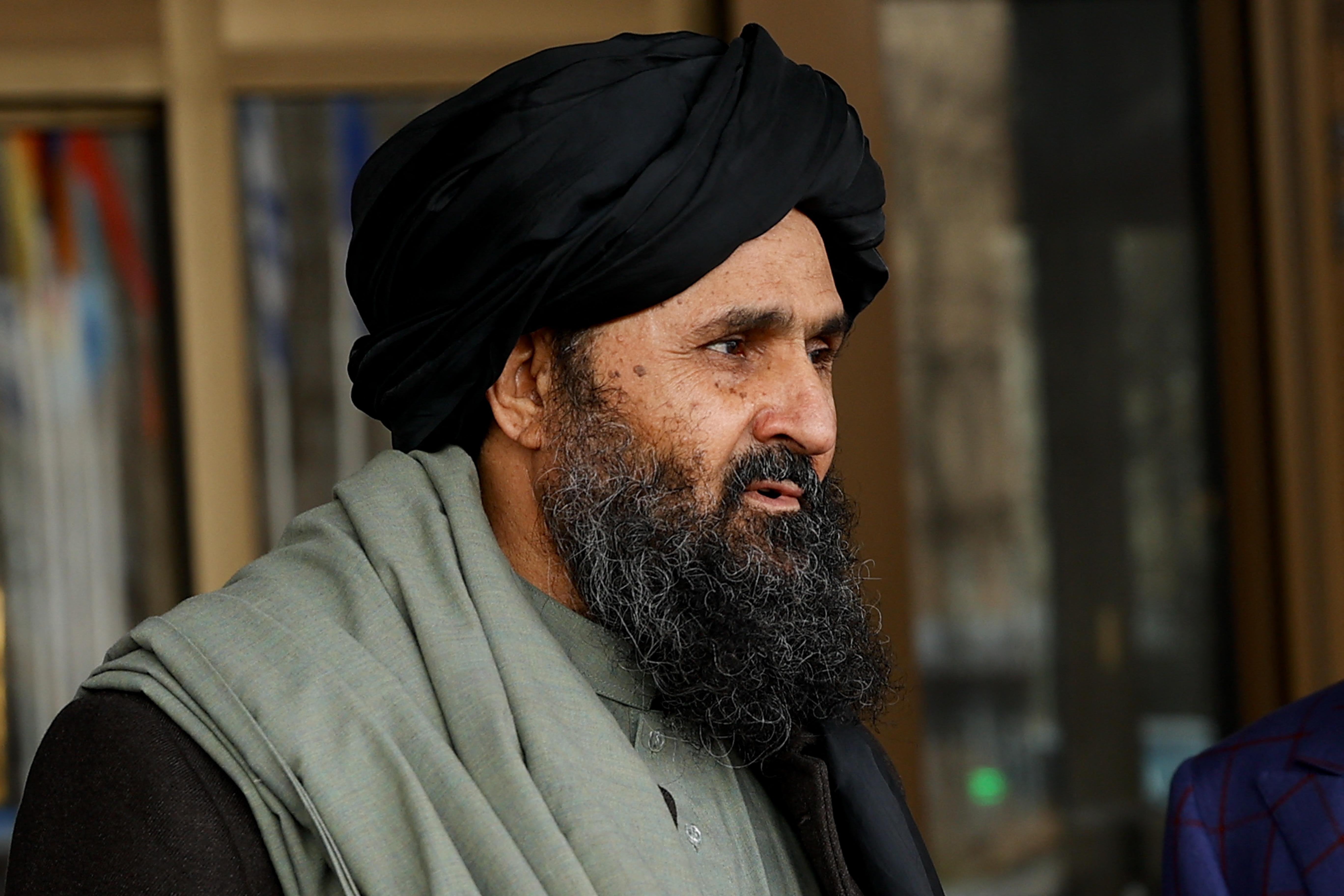 Visszatért Afganisztánba Abdul Gáni Baradar molla, a tálib mozgalom társalapítója