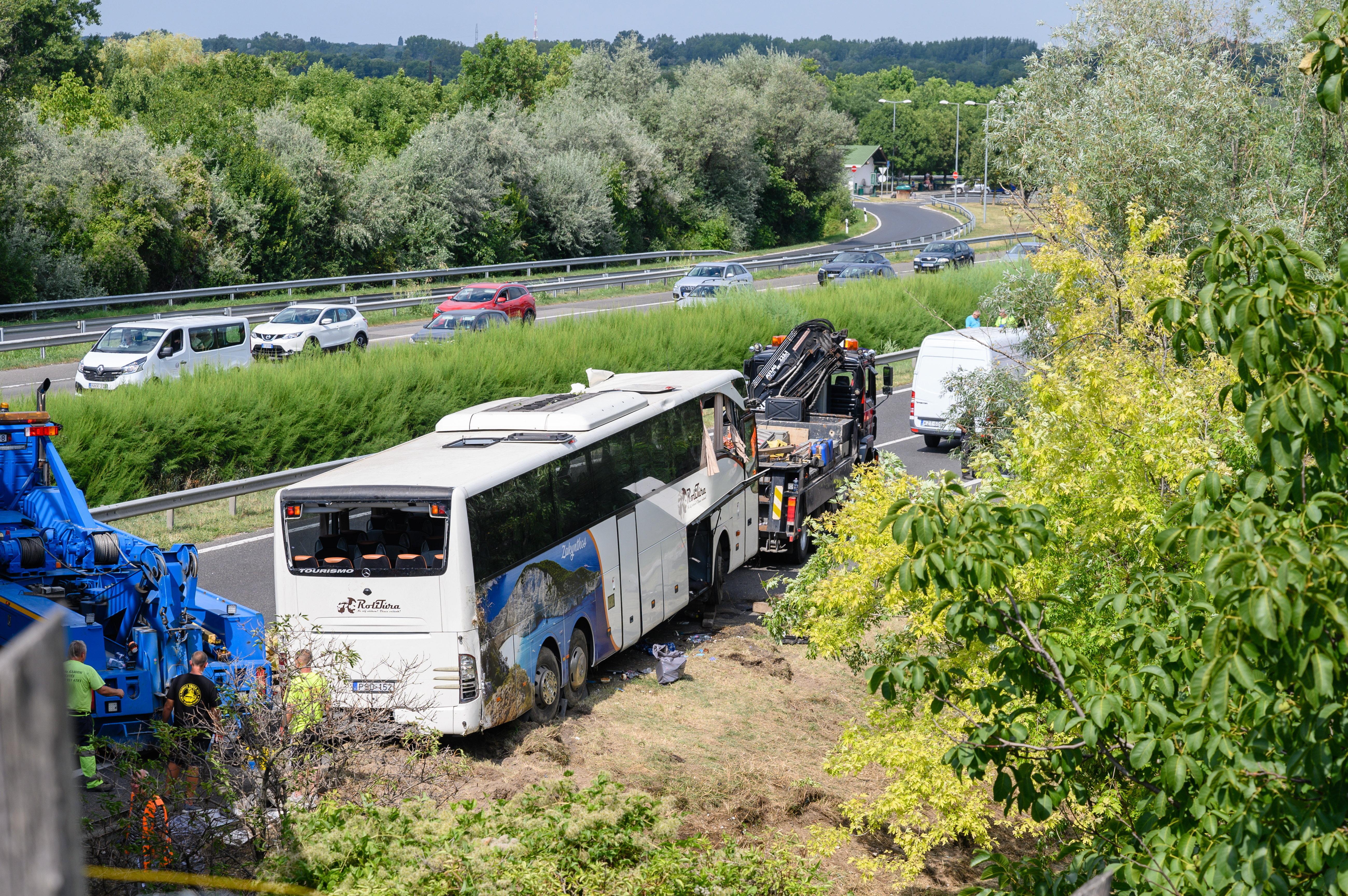 Közös nyilatkozatot adtak ki a tragédiával végződő, horvátországi buszos utazás szervezői