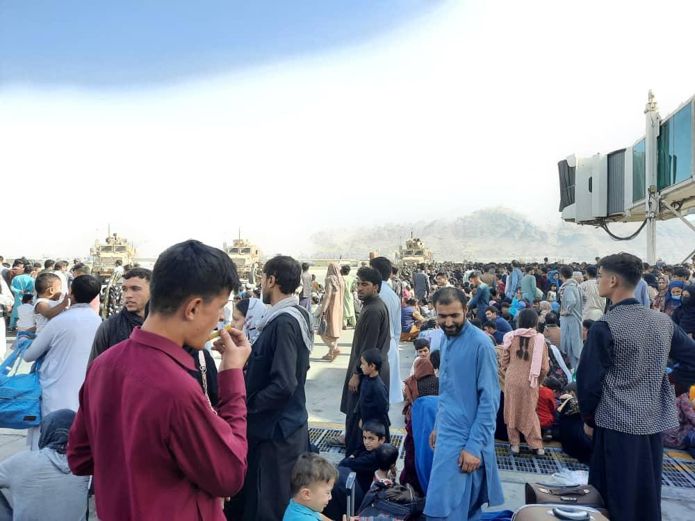 Észak-Macedónia is befogad 450 afgánt