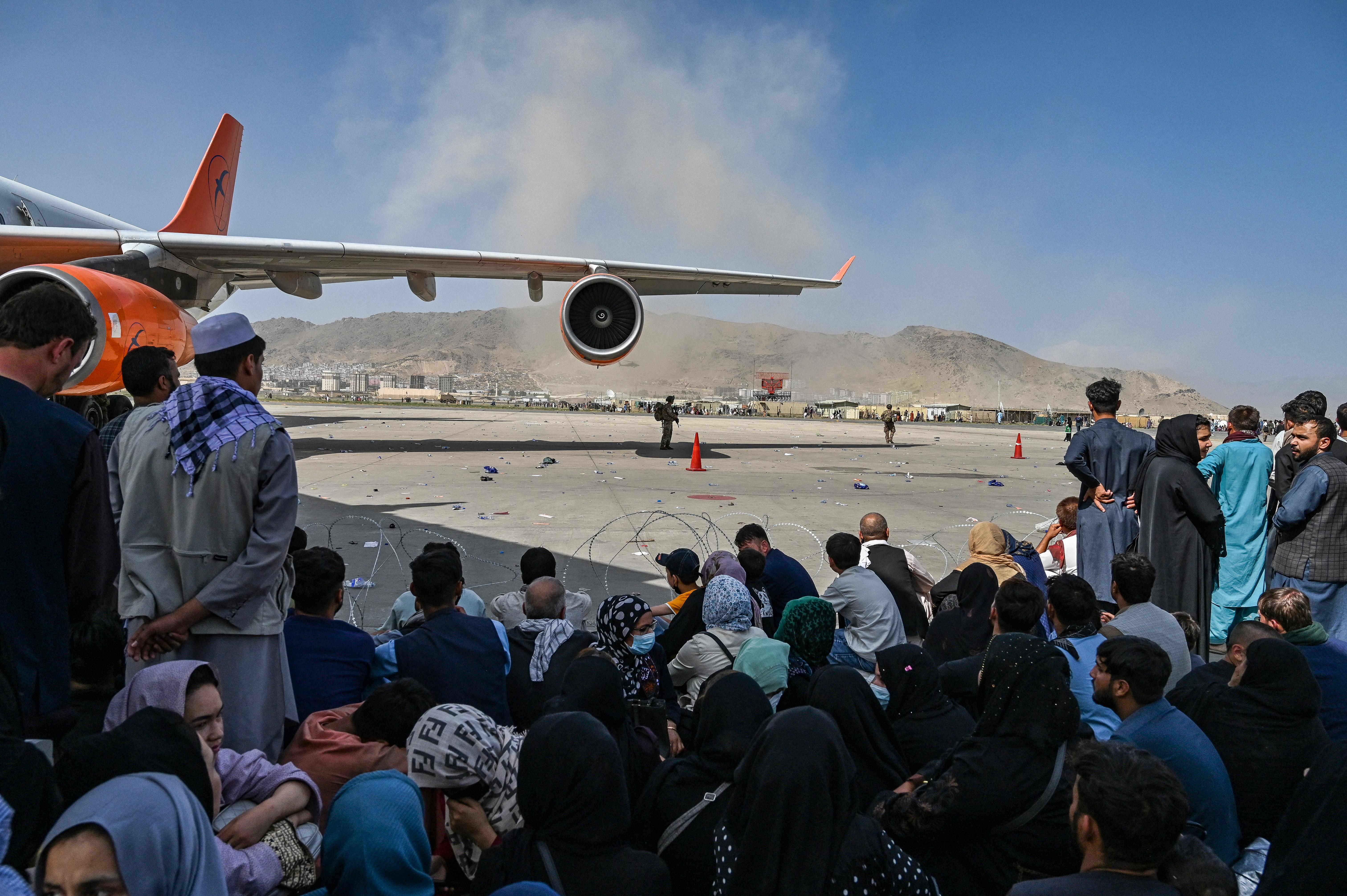 Újabb Afganisztánban lévő magyarok jelentkeztek a külügynél