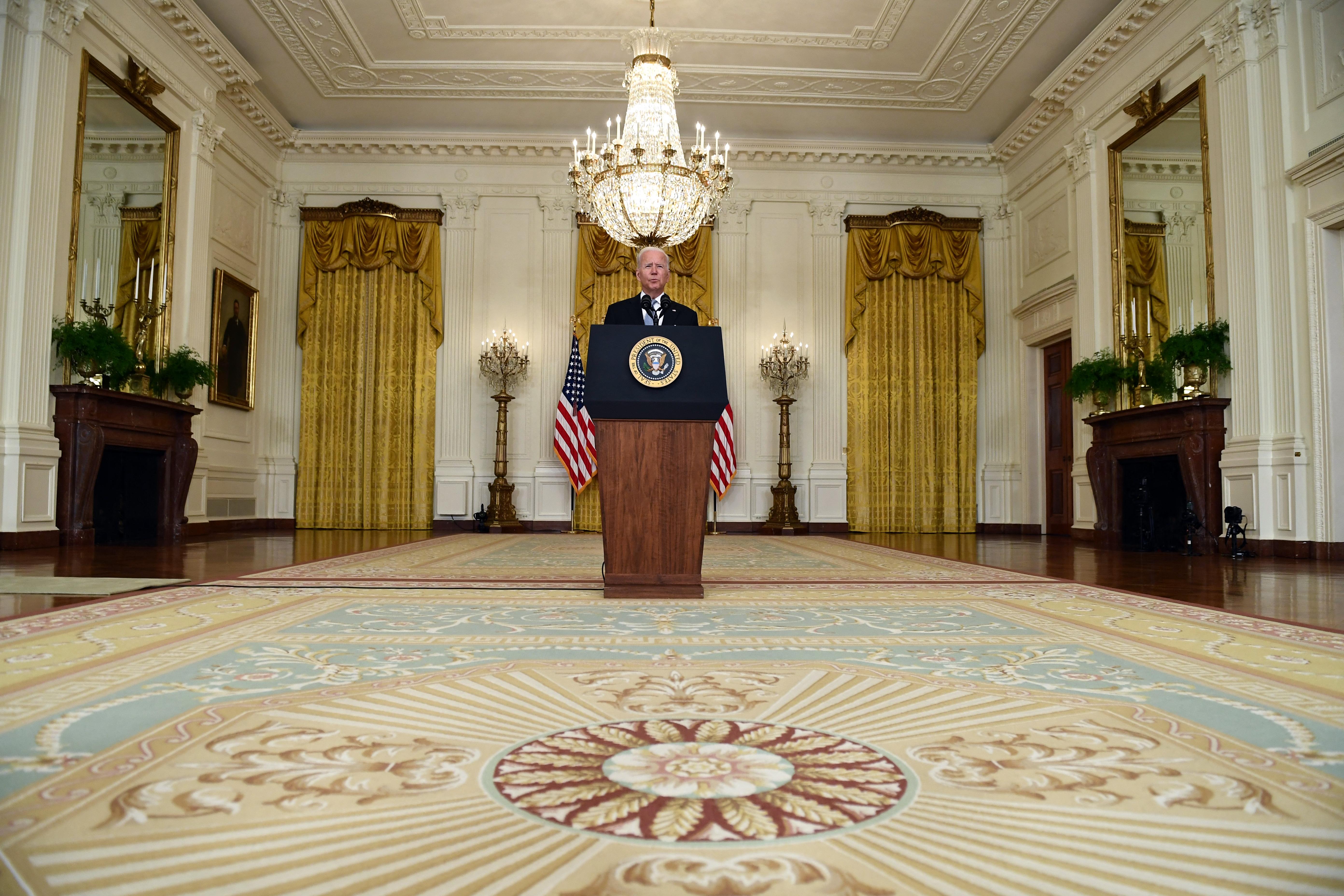 Joe Biden: Nem kérhetem a katonáinkat, hogy vég nélkül vívják egy másik ország polgárháborúját