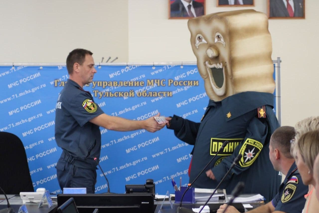 Rémálmaid lesznek tőle, olyanra sikerült az orosz minisztérium új kabalafigurája