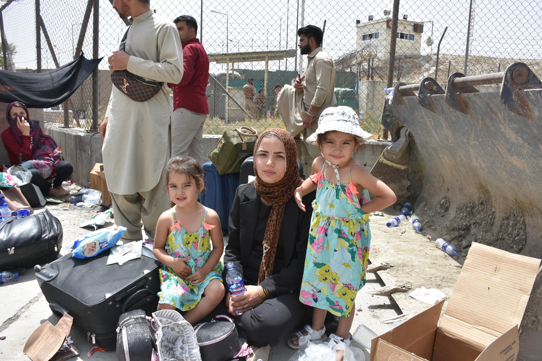 """Az Egyesült Királyság Törökországban és Pakisztánban hozna létre """"menedékkérő központokat"""" az afgánoknak"""