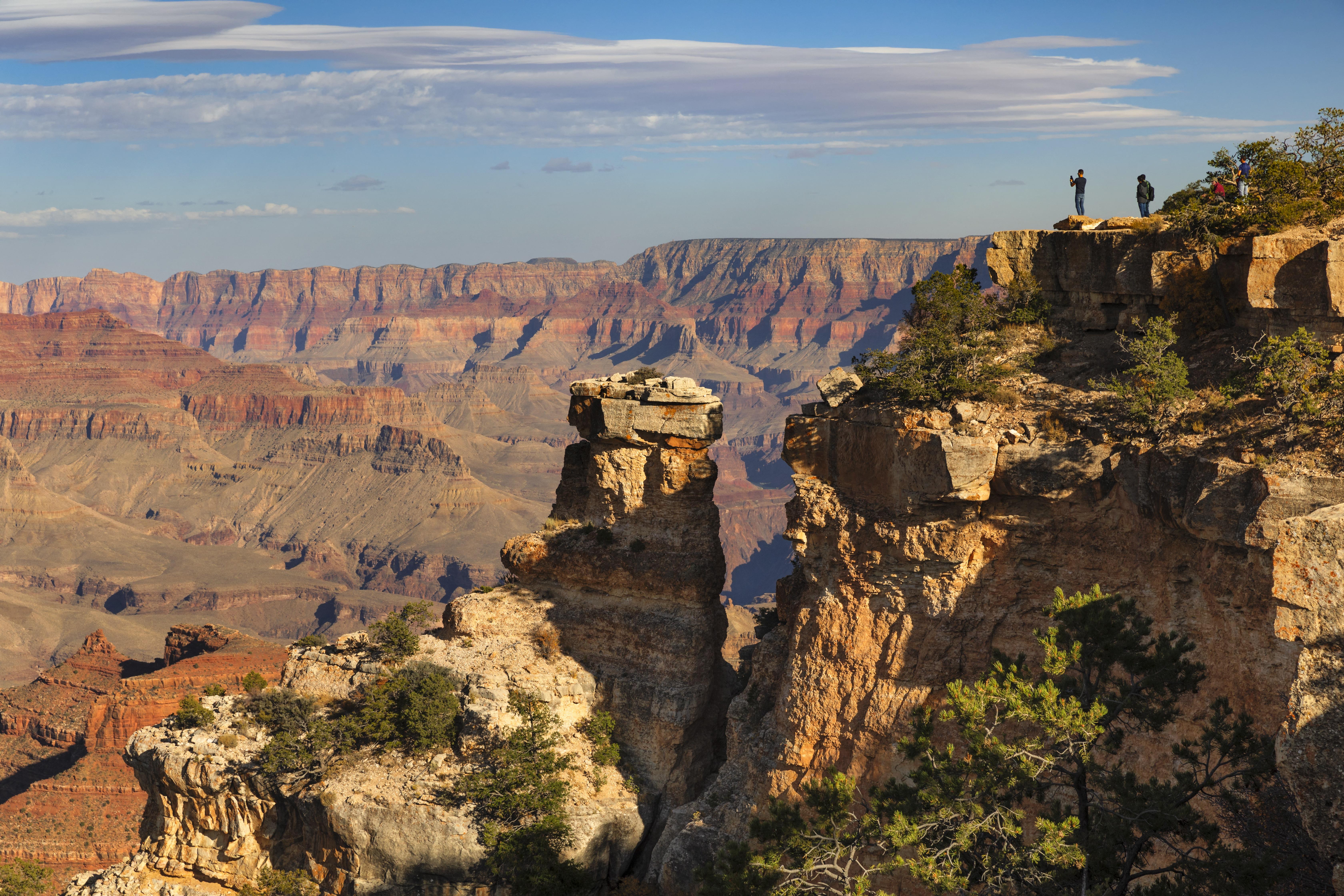 Eltűnt egy magyar turista a Grand Canyon Nemzeti Parkban, keresik