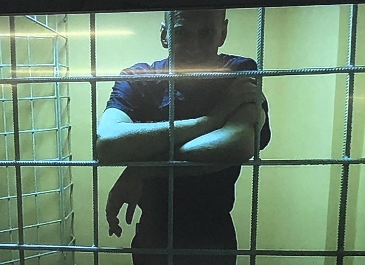 """Navalnij levelet írt a börtönből: """"Csak a korrupció elleni fellépés oldhatja meg a világ legnagyobb problémáit"""""""