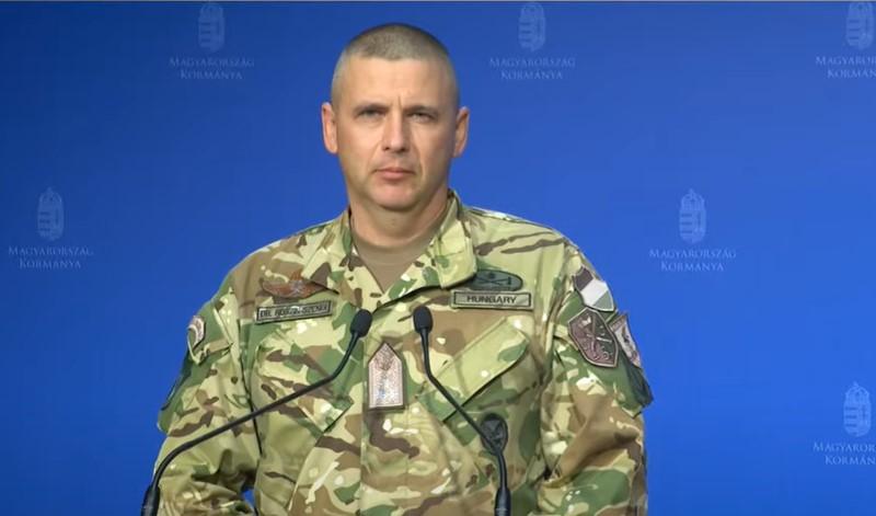 Magyar parancsnok: 78 embert helyeztek eddig biztonságos helyre