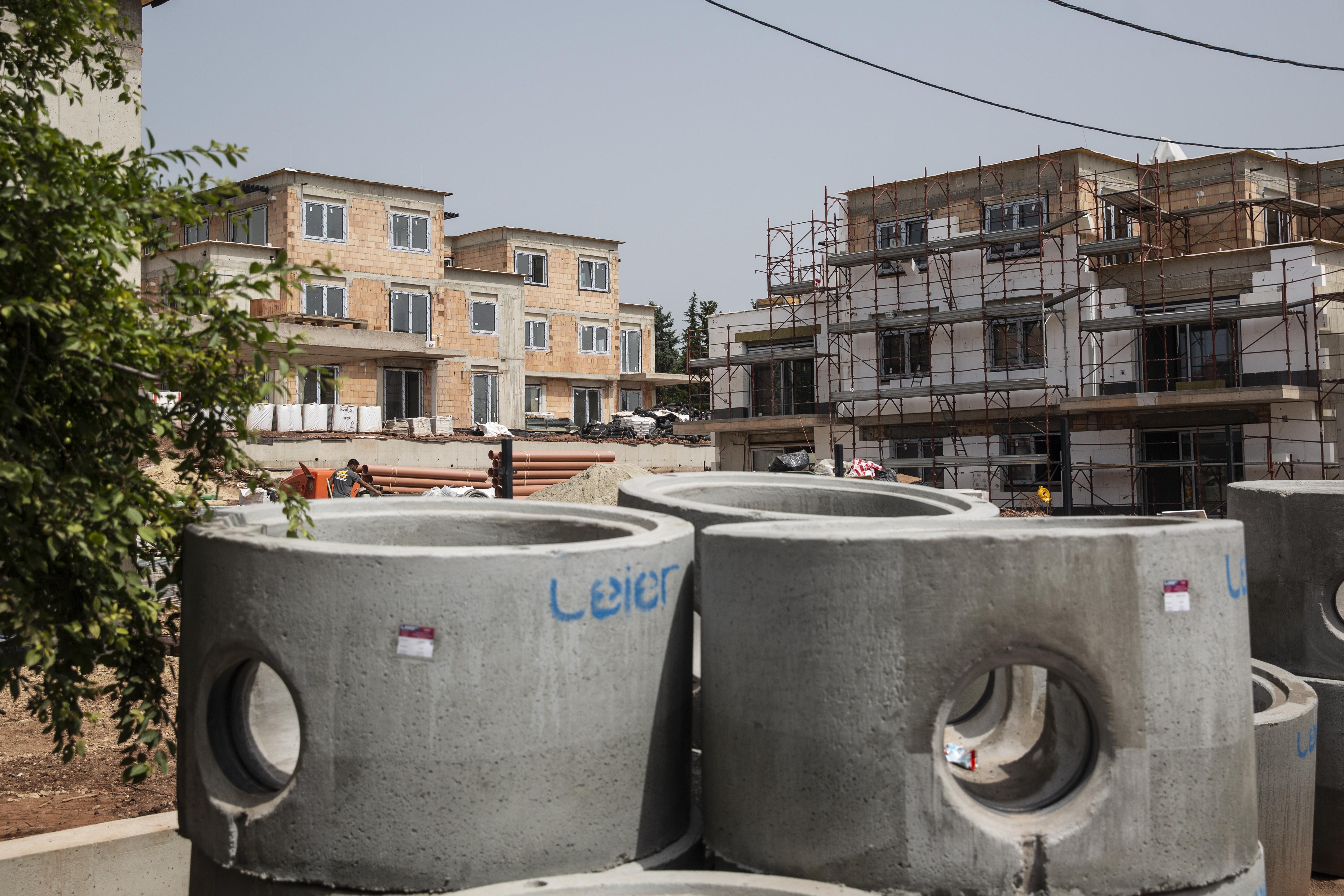 Négyből három kereskedőnél emelkedtek az építőanyagok árai