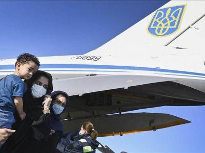 Cáfolják, hogy fegyveresek kaparintották meg az egyik ukrán repülőgépet Kabulban