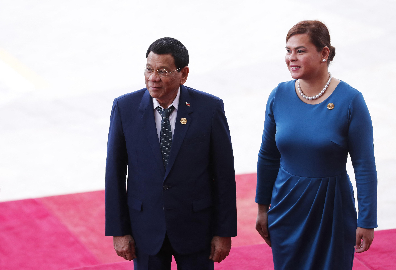 Lehet, hogy Duterte a saját lánya alelnöke lesz a 2022-es választások után, ha már elnök nem maradhat