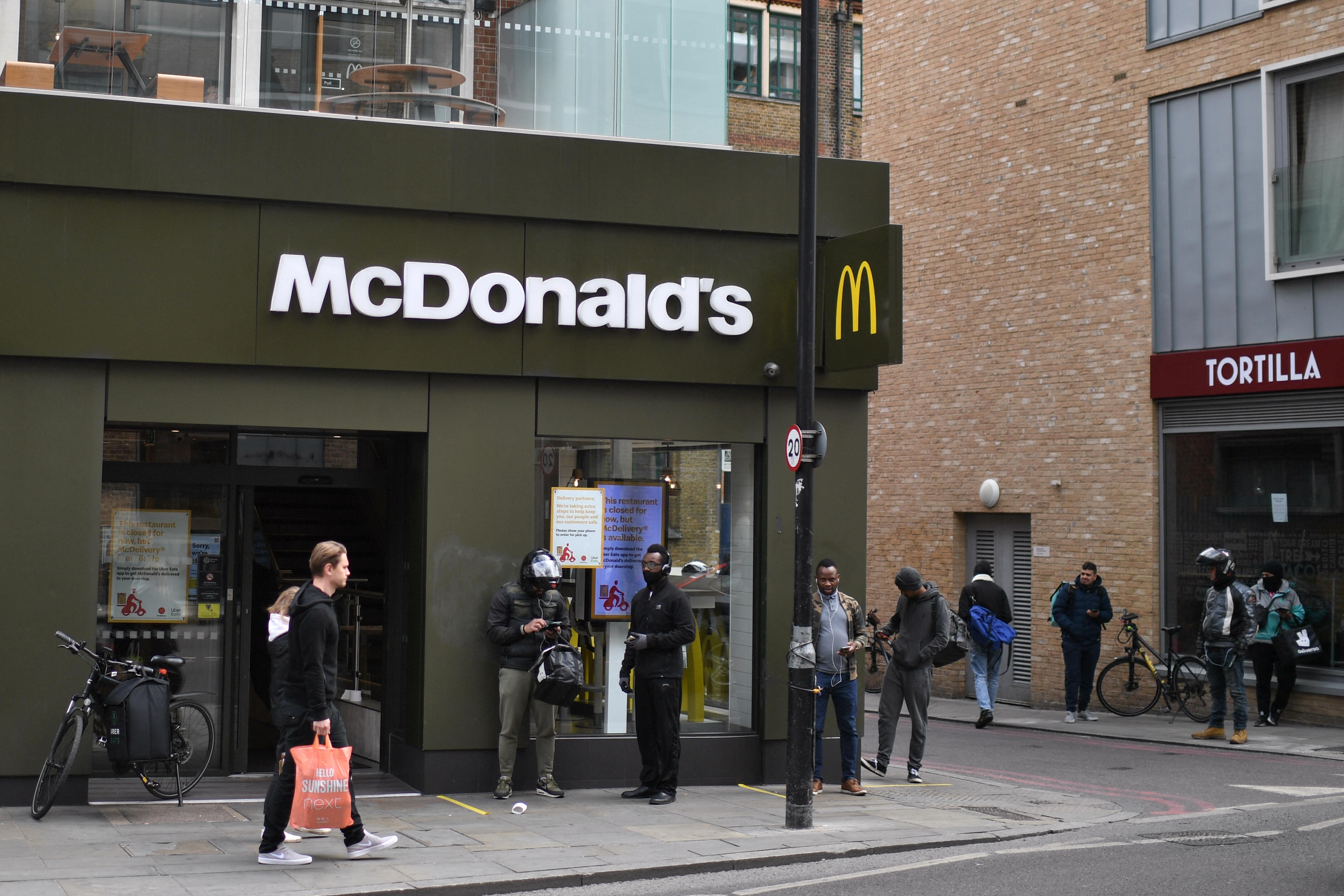 Kamionoshiány miatt nem lehet shake-et kapni a brit McDonald'sokban