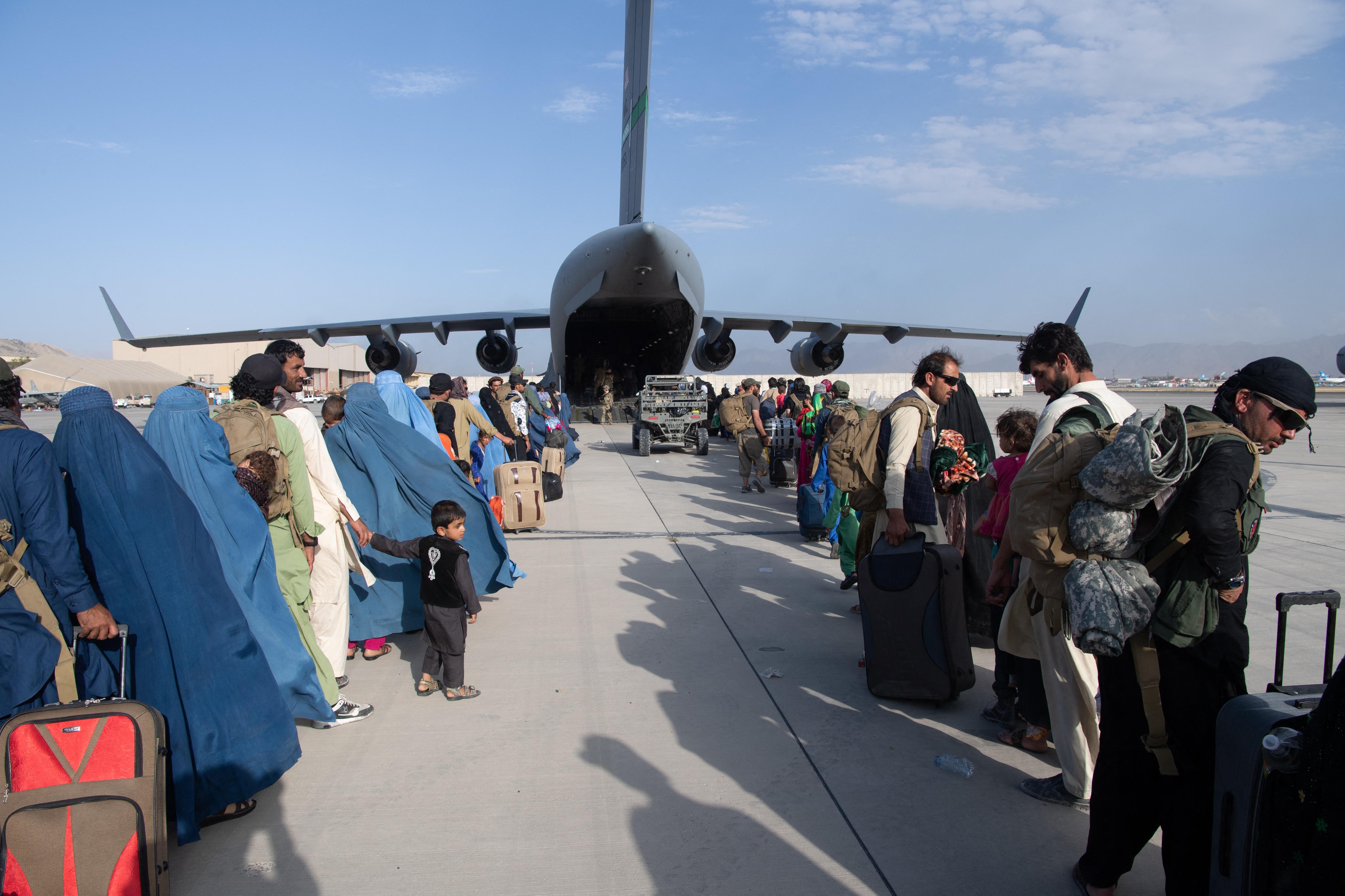 Biztonságosan elhagyta Kabult az állatmenhelyével egy brit férfi, de az afgán segítőit ott hagyták