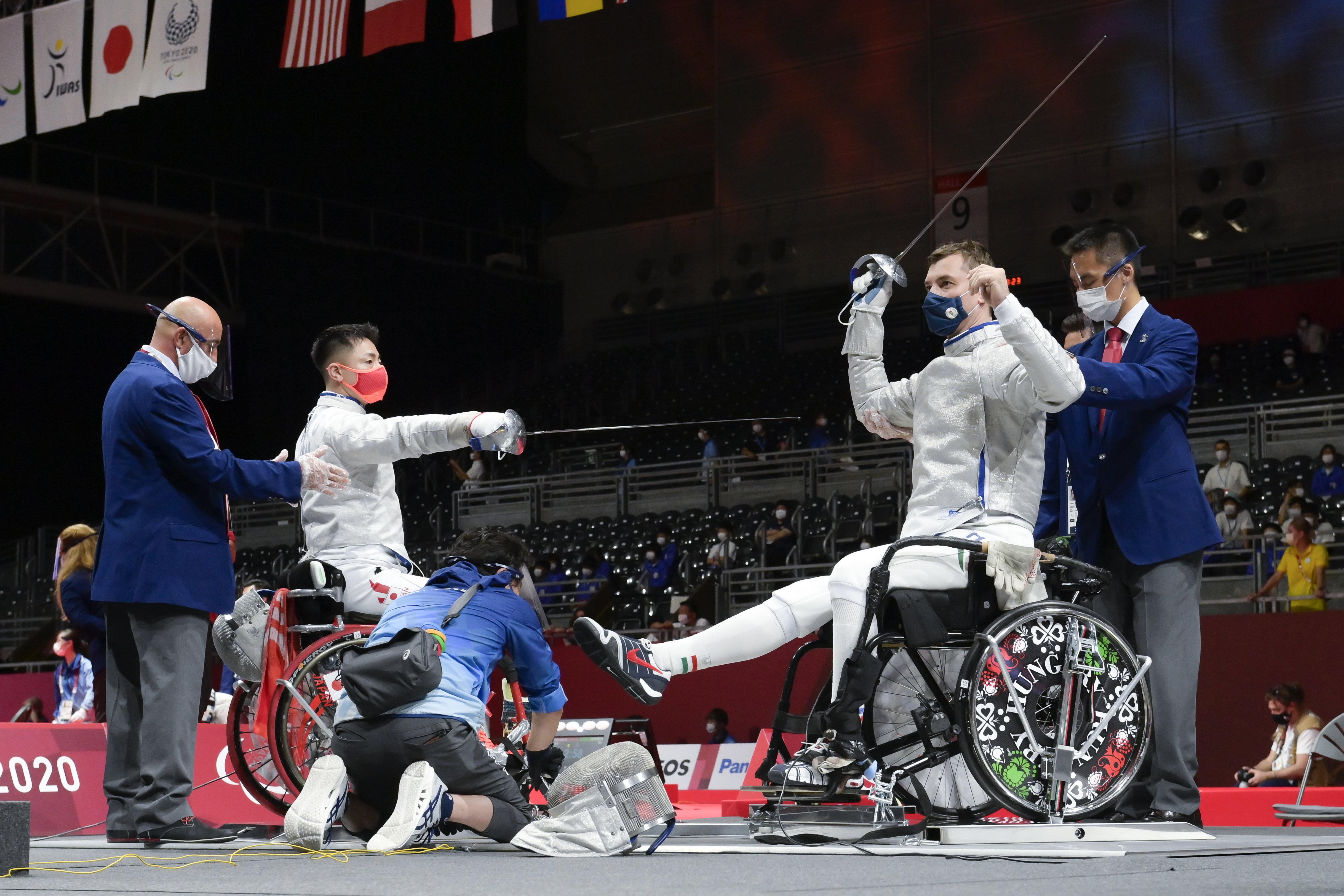 Osváth Richárd ezüstérmes lett Tokióban