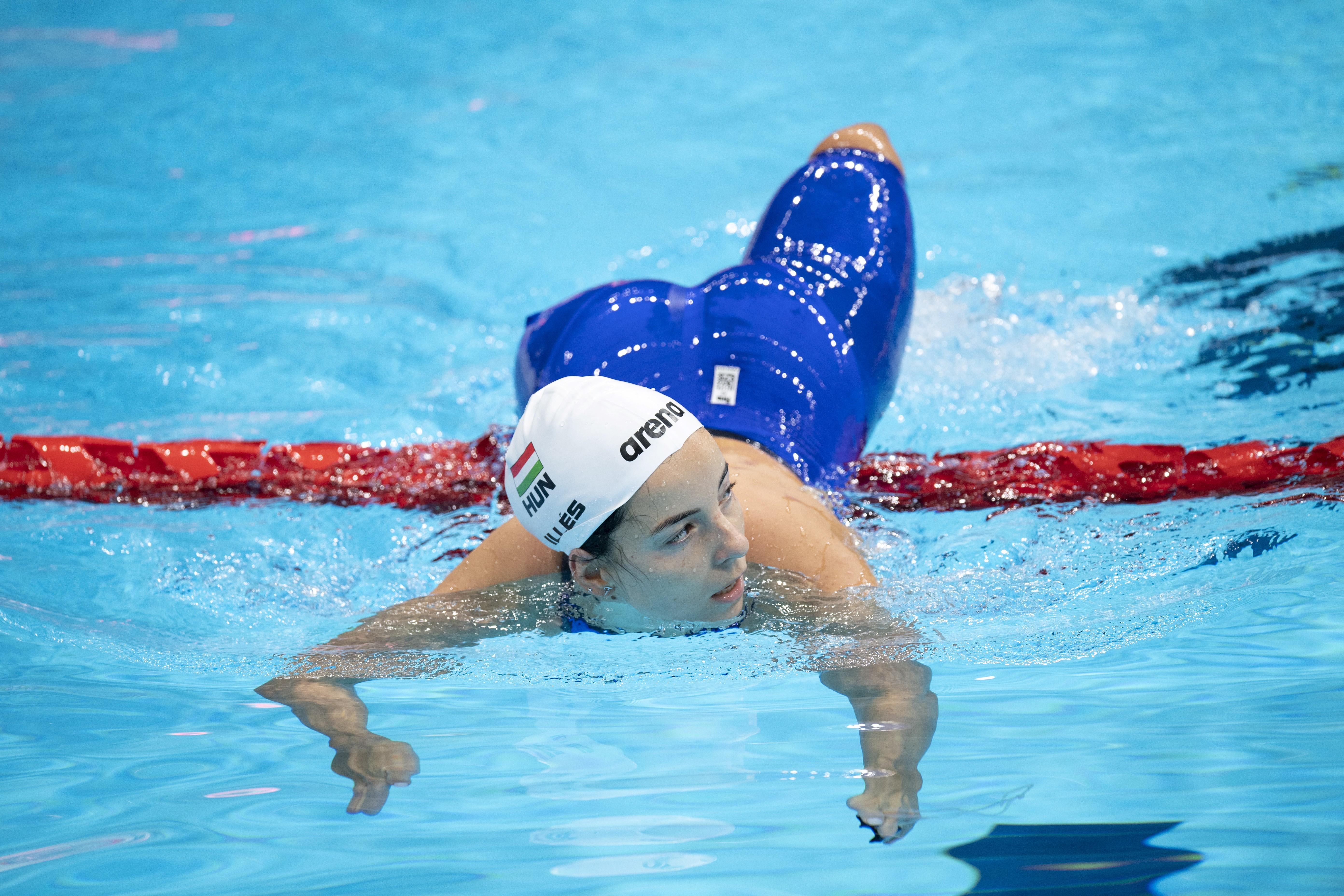 Paralimpia: Pálos Péter asztaliteniszező és Illés Fanni úszó is aranyérmet szerzett