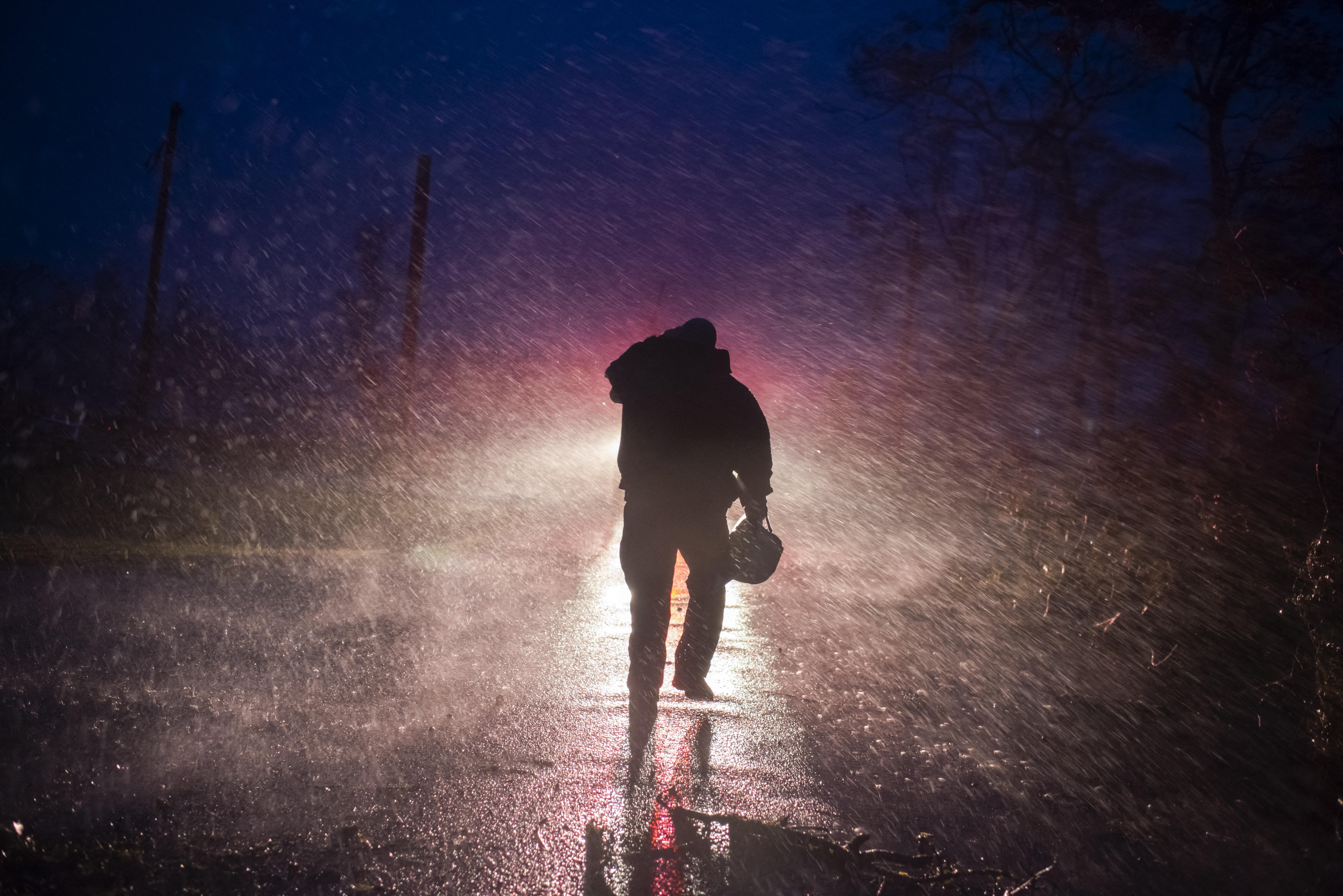 Közel egymillió házat fenyeget az Egyesült Államokban az Ida hurrikán