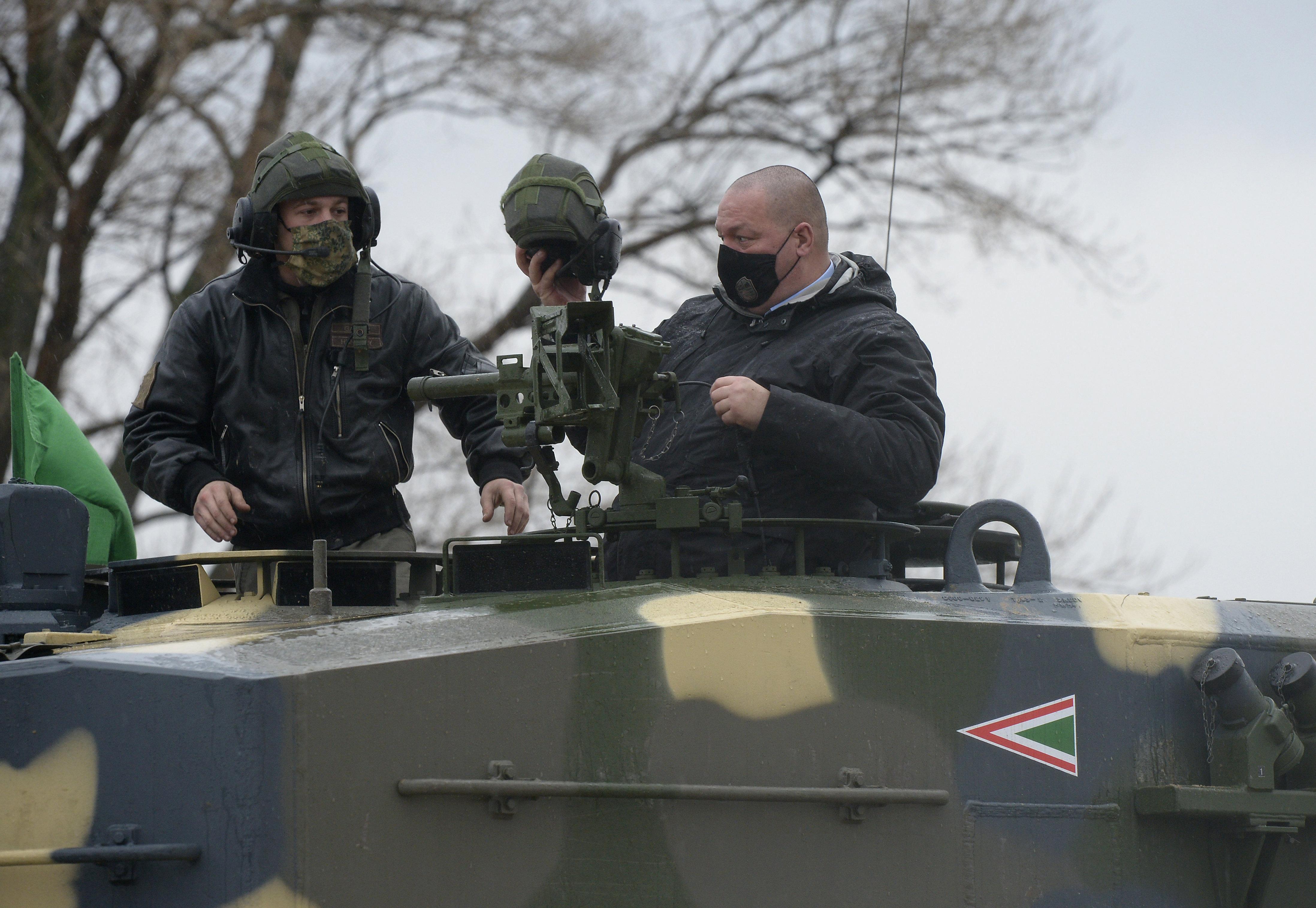 Több német fegyvert vett a magyar kormány, mint az amerikai