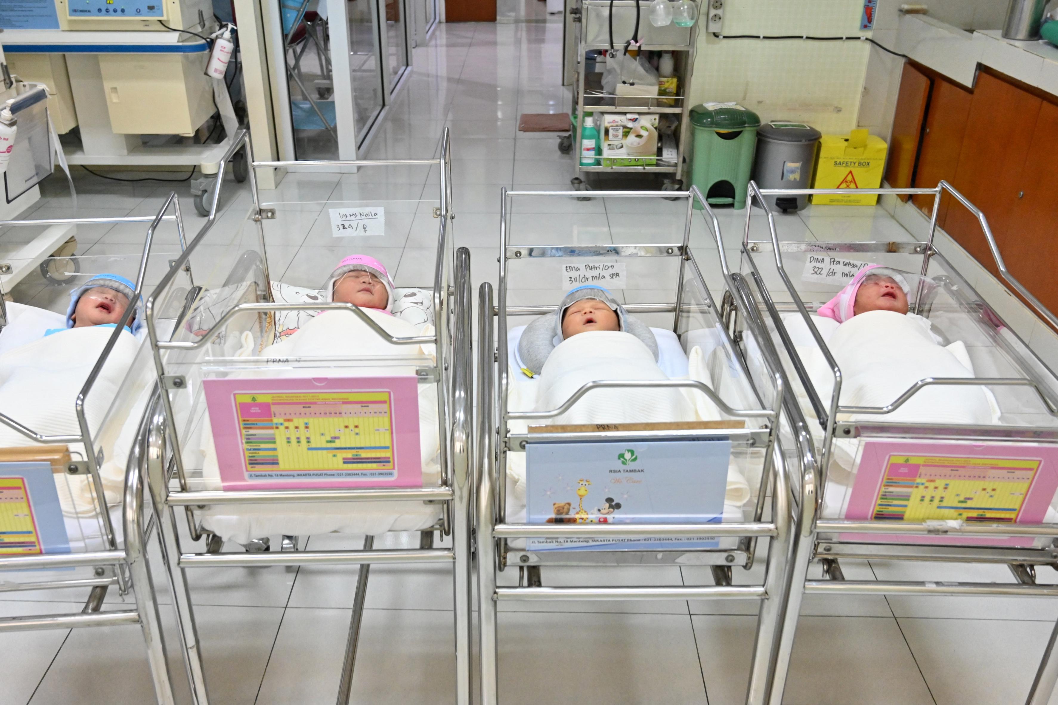 A járvány alatt jelentős mértékben csökkent a születési arány Magyarországon