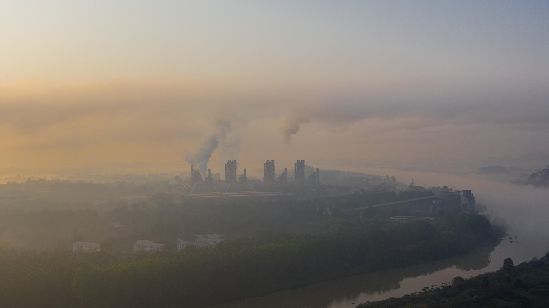 A klímaváltozással fenyeget Kína