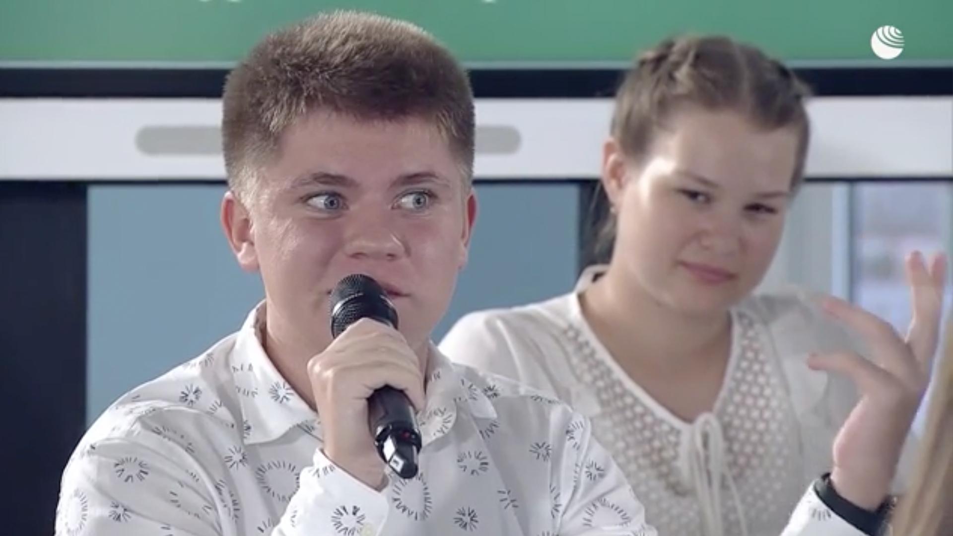 Nem értékelte az iskolaigazgató, hogy a diákja kijavította Putyint