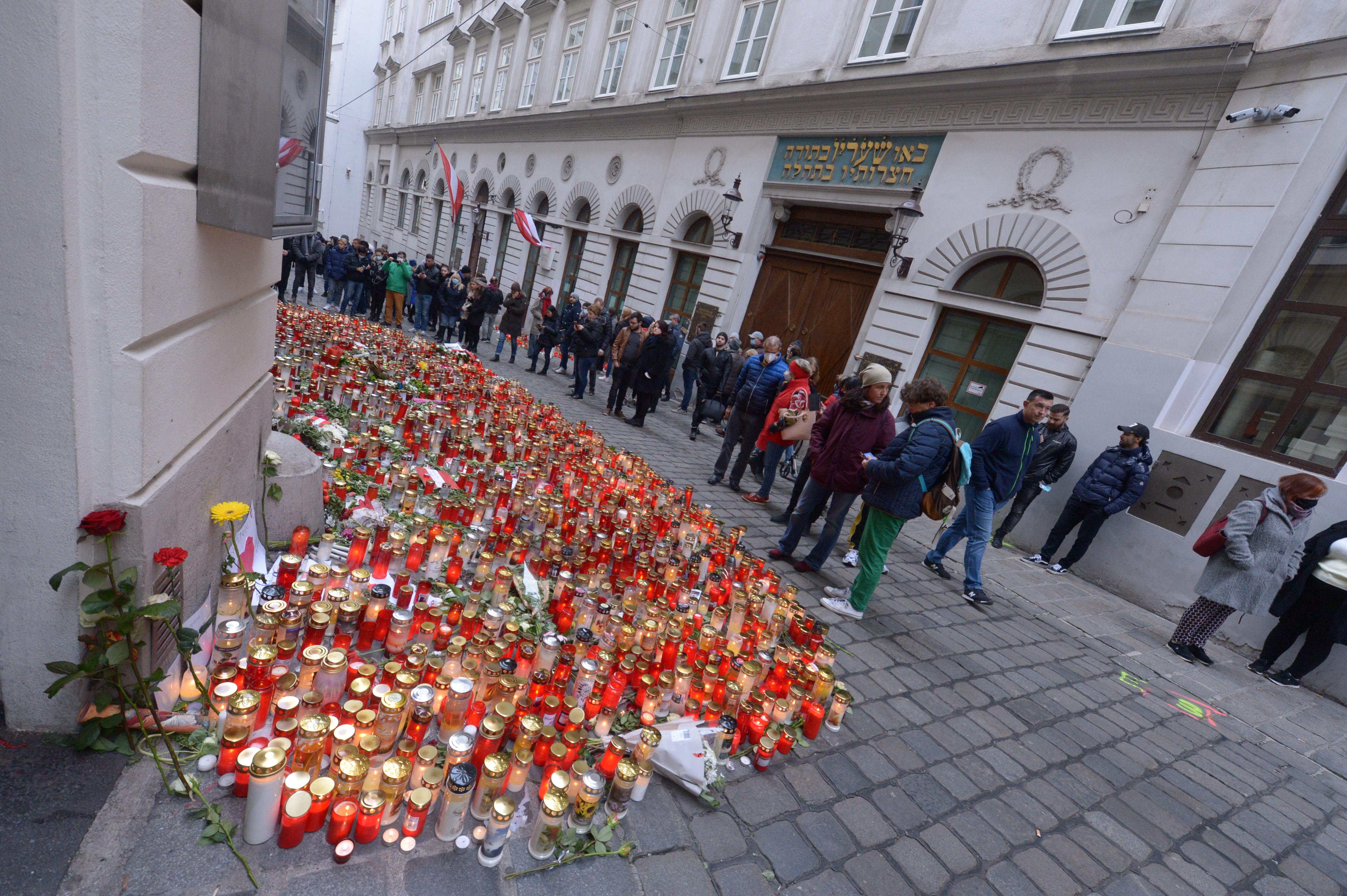 Megduplázódott egy év alatt az antiszemita esetek száma Ausztriában